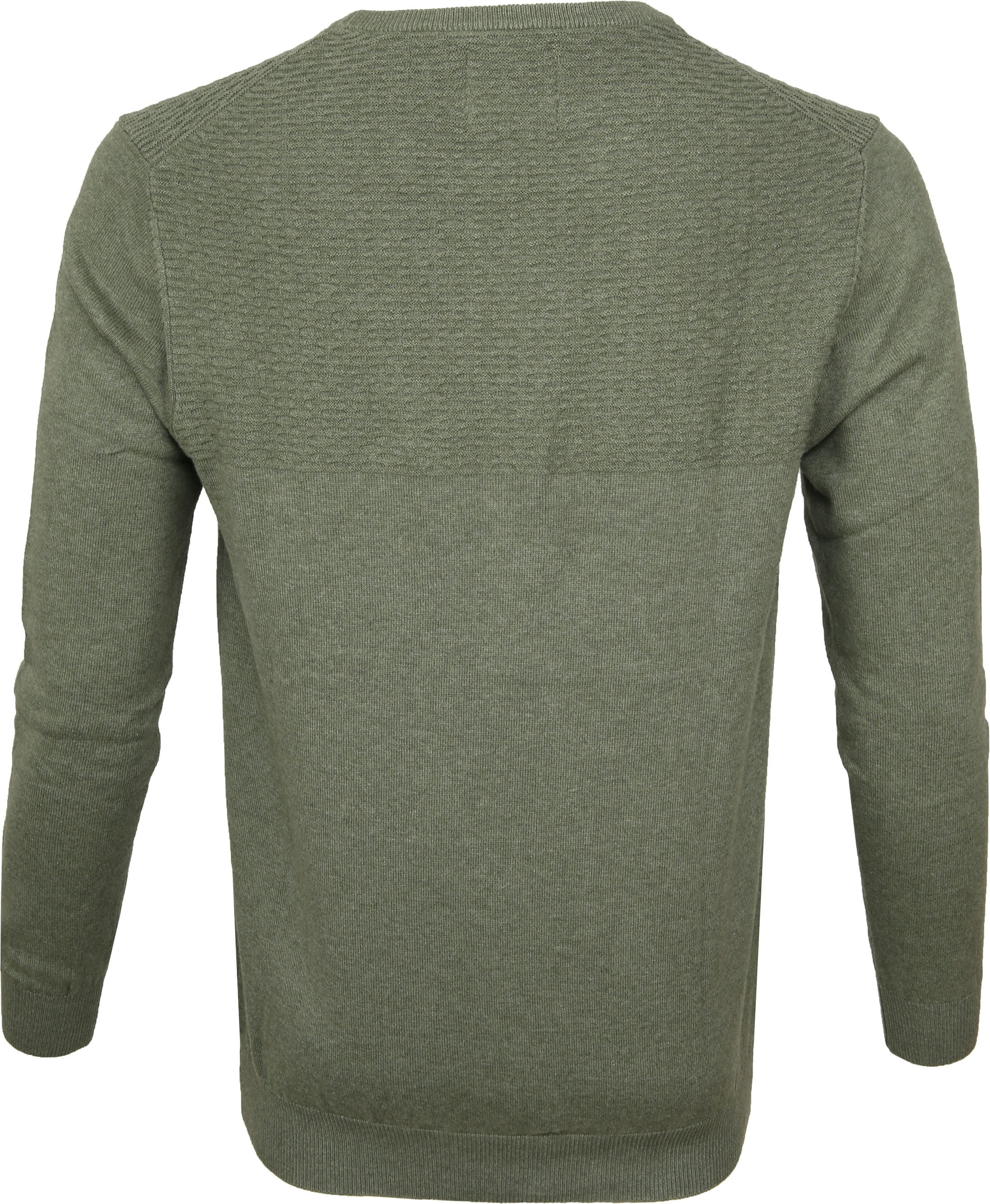 Suitable Pullover Brick Army foto 2