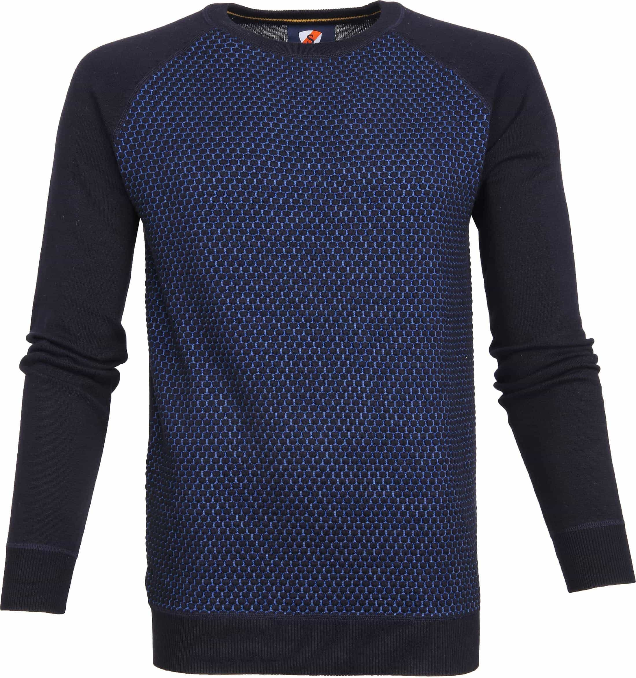 Suitable Pullover Harry Navy Blue foto 0