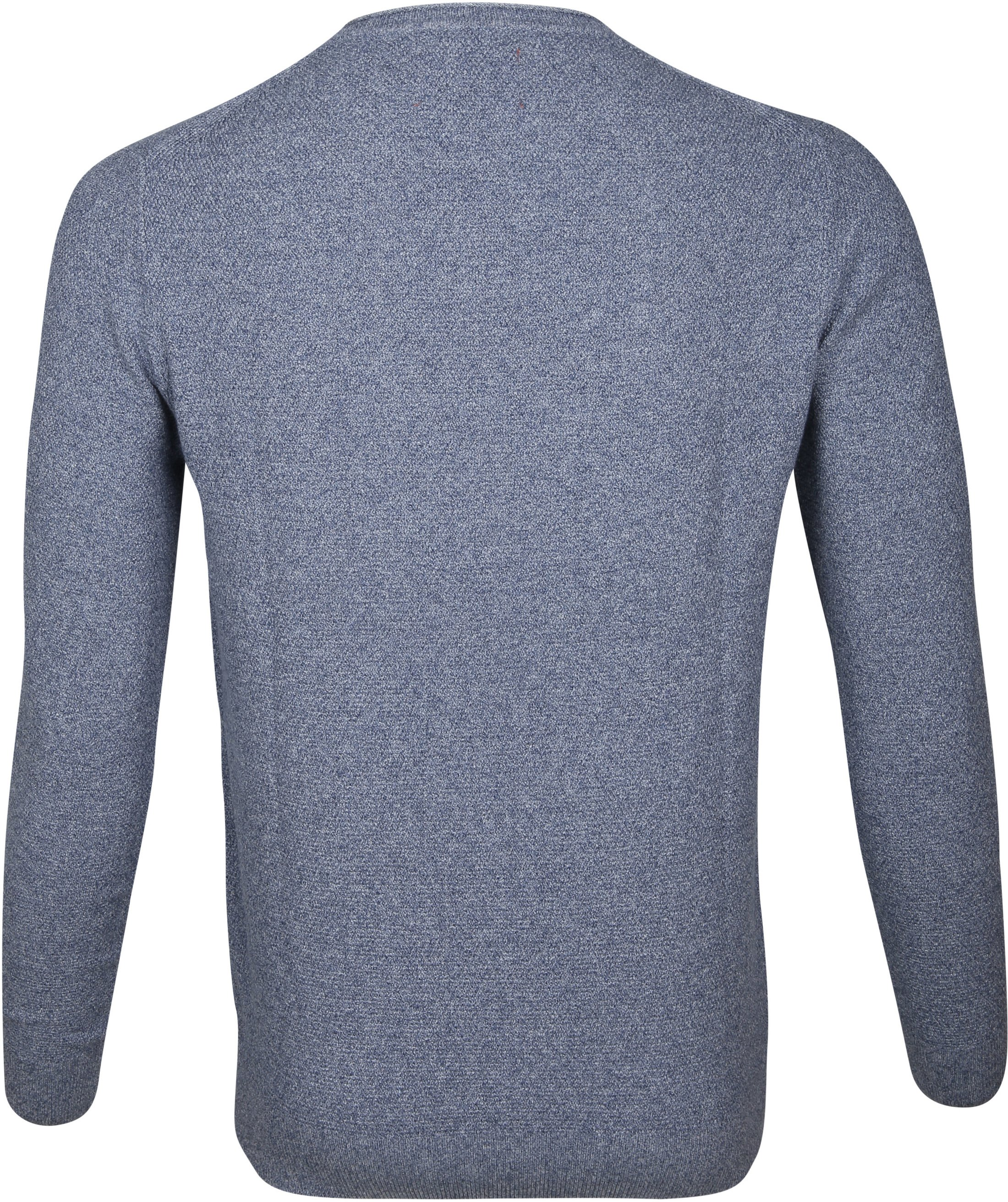 Suitable Pullover Hong Blauw foto 3