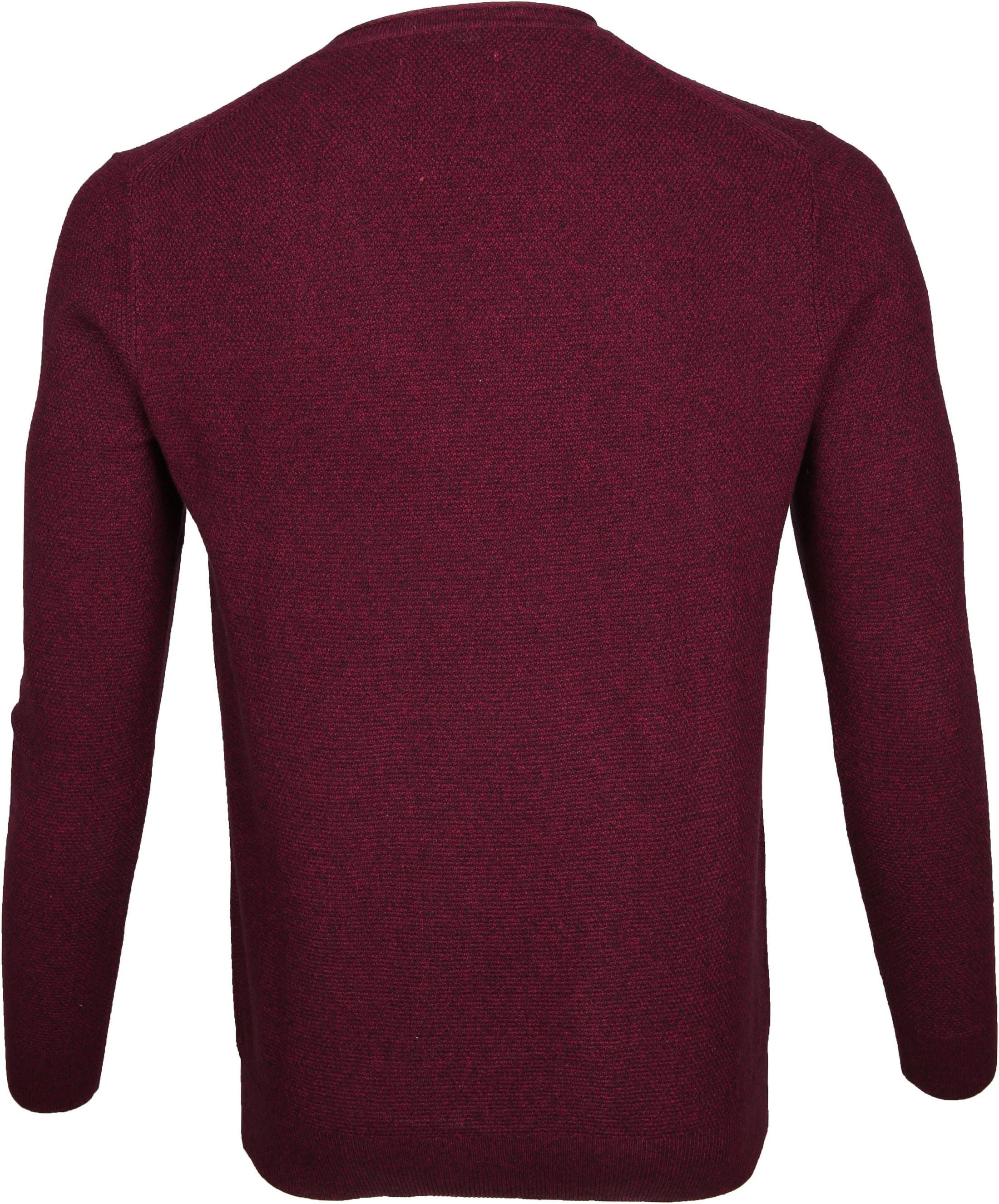 Suitable Pullover Hong Bordeaux foto 3