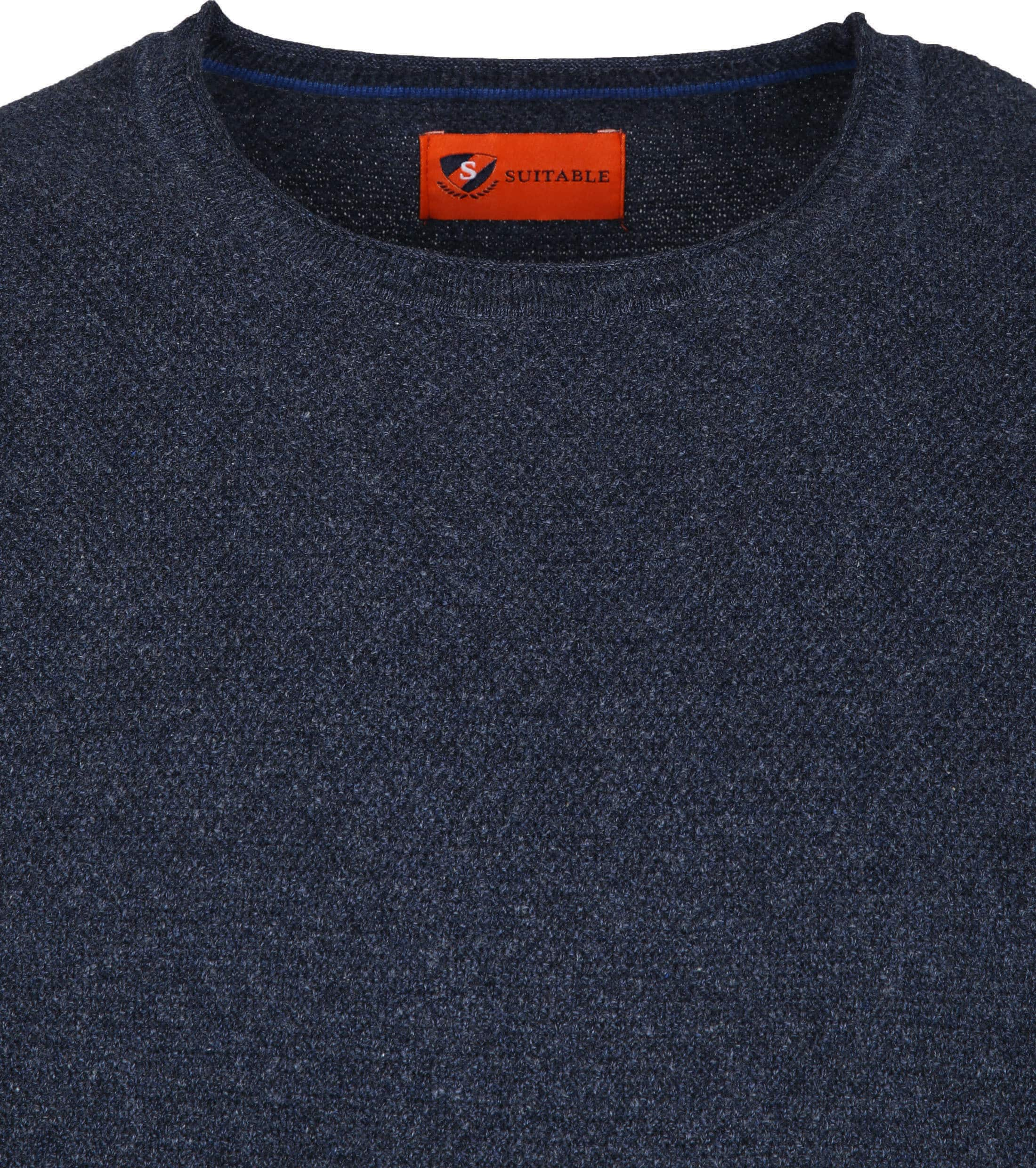 Suitable Pullover Hong Navy foto 1