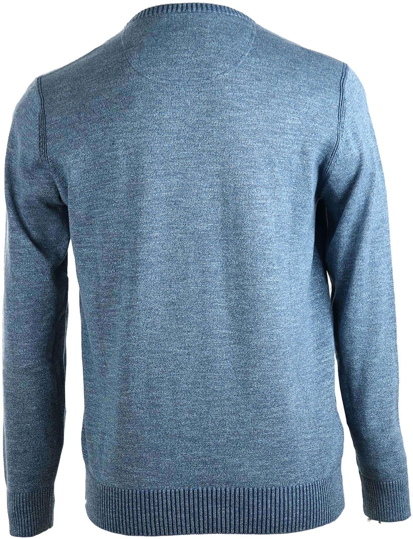 Suitable Pullover Katoen Petrol foto 1