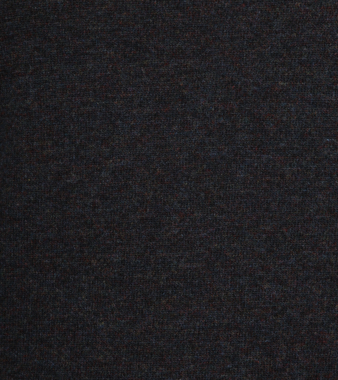 Suitable Pullover Lammwolle V-Ausschnitt Anthrazit foto 1