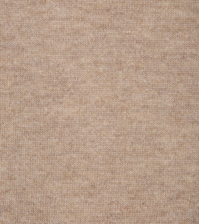 Suitable Pullover Lammwolle V-Ausschnitt Beige foto 1