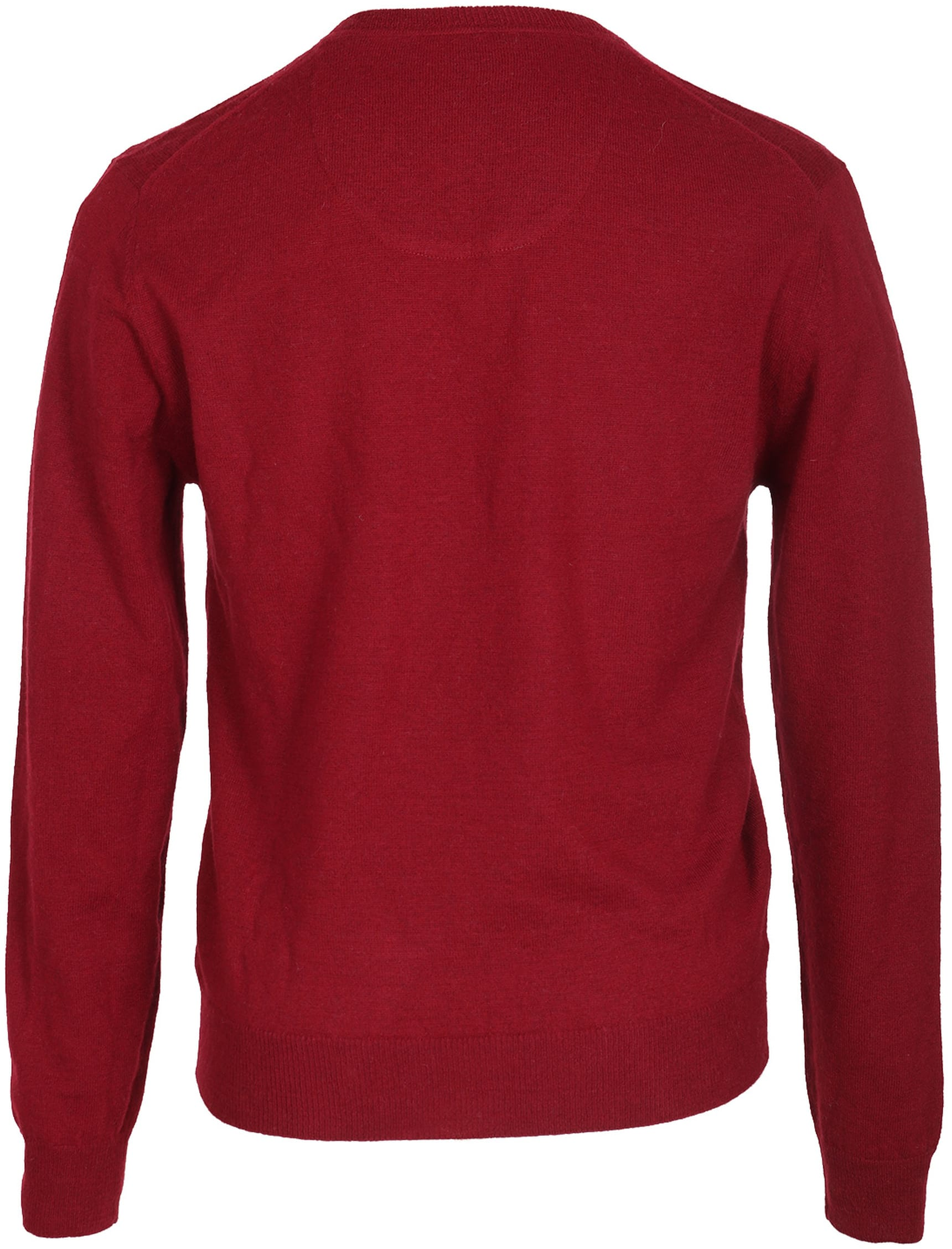 Suitable Pullover Lamswol Bordeaux foto 1