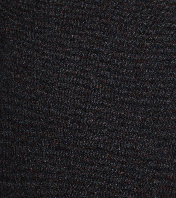 Suitable Pullover Lamswol V-Hals Antraciet foto 1