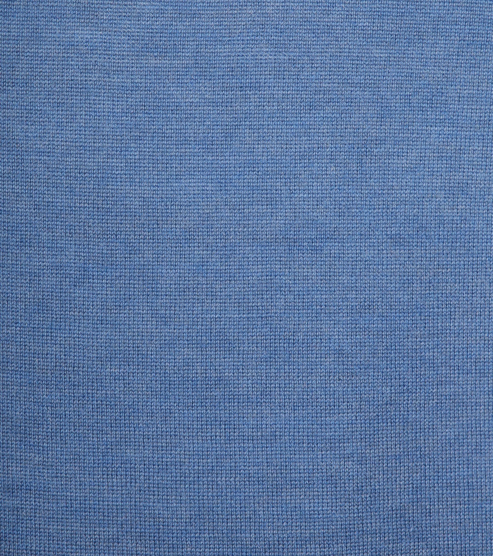Suitable Pullover Merino Blauw foto 1