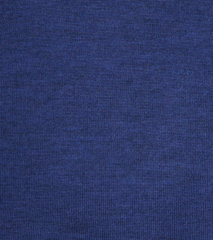 Suitable Pullover Merino Rick Blauw foto 1