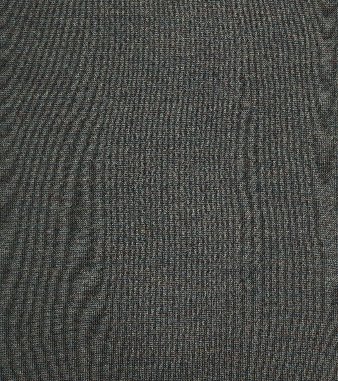 Suitable Pullover Merino Rick Donkergroen foto 1