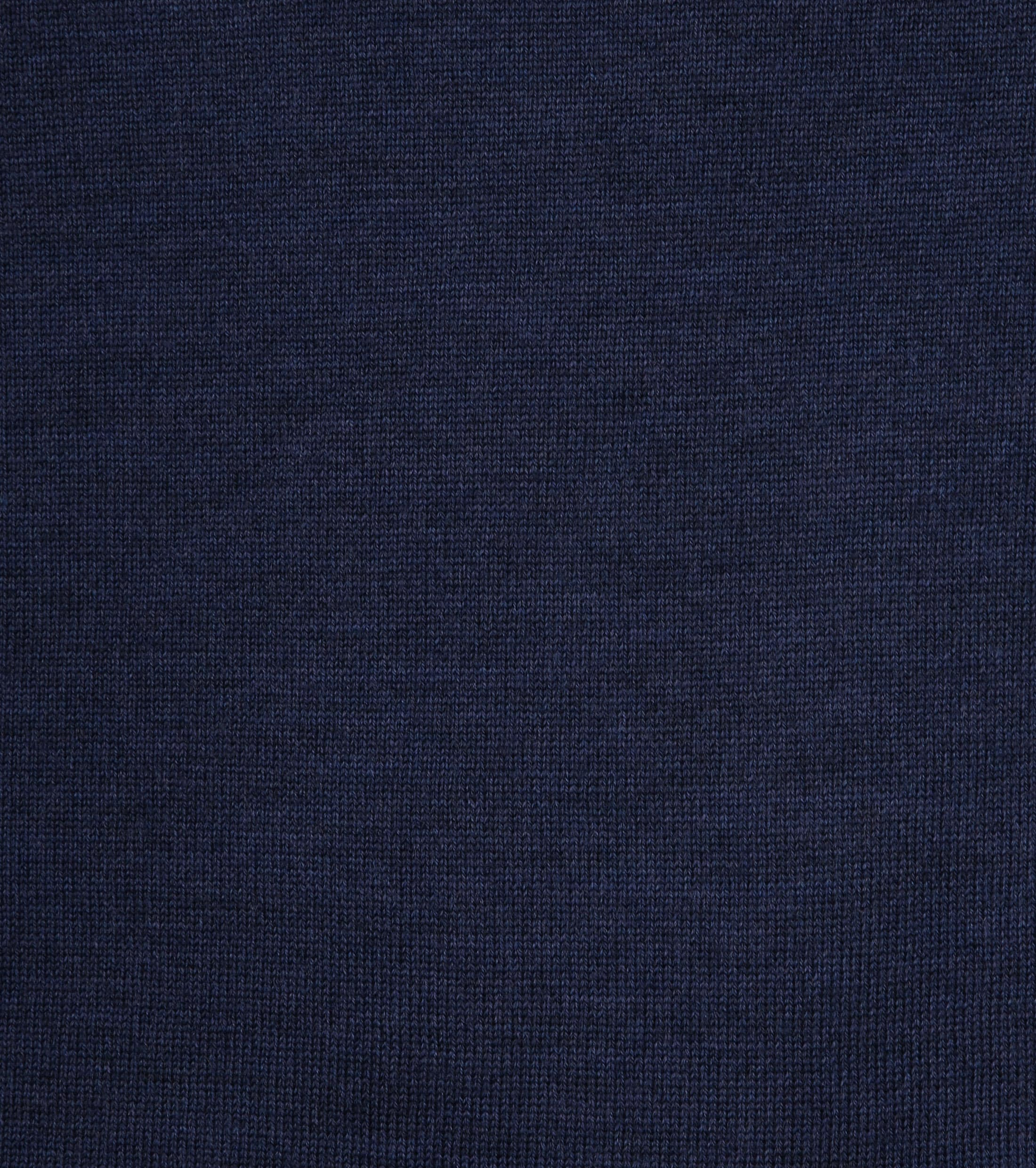 Suitable Pullover Merino Rick Navy foto 1