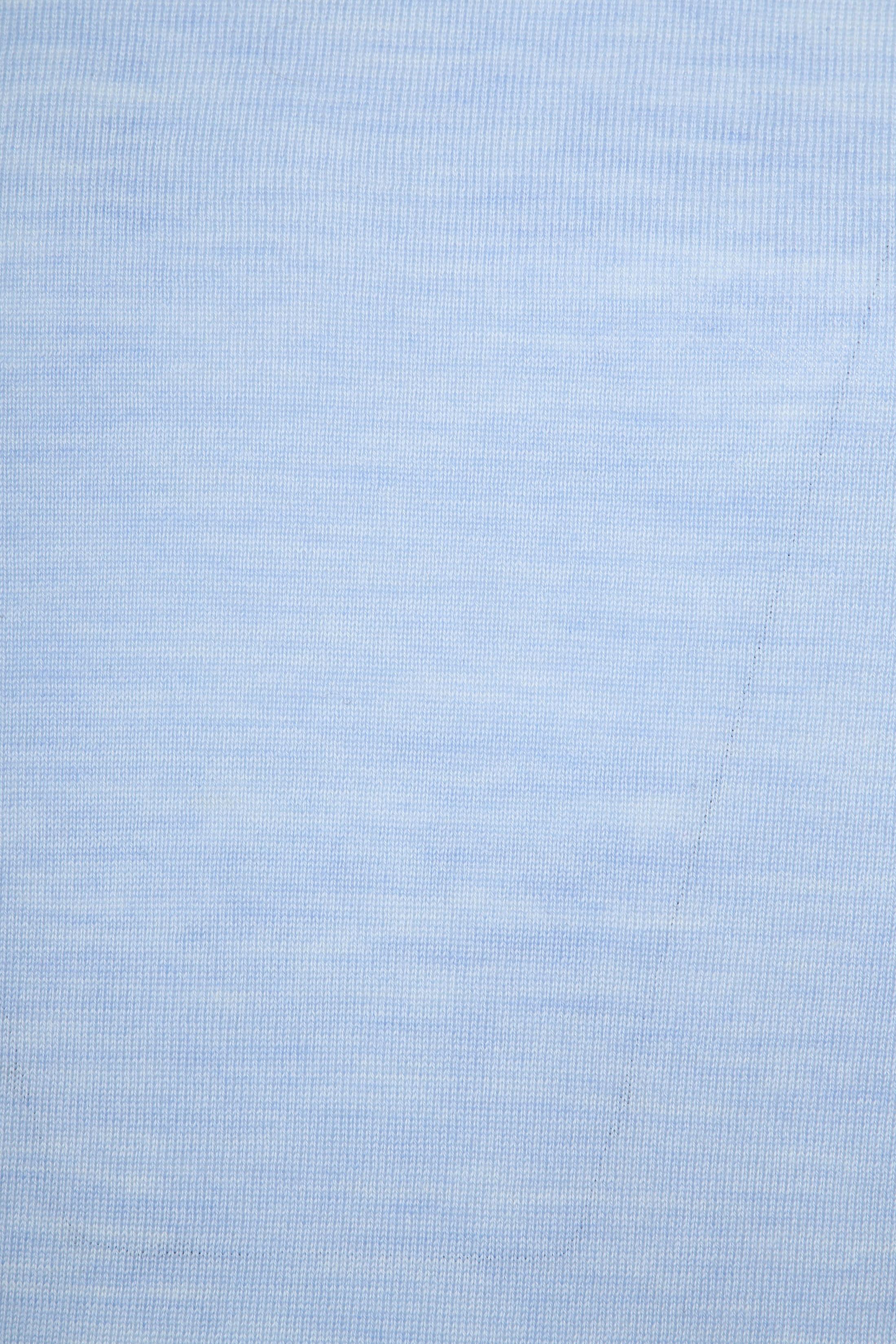Suitable Pullover Prestige Merino Lichtblauw foto 1