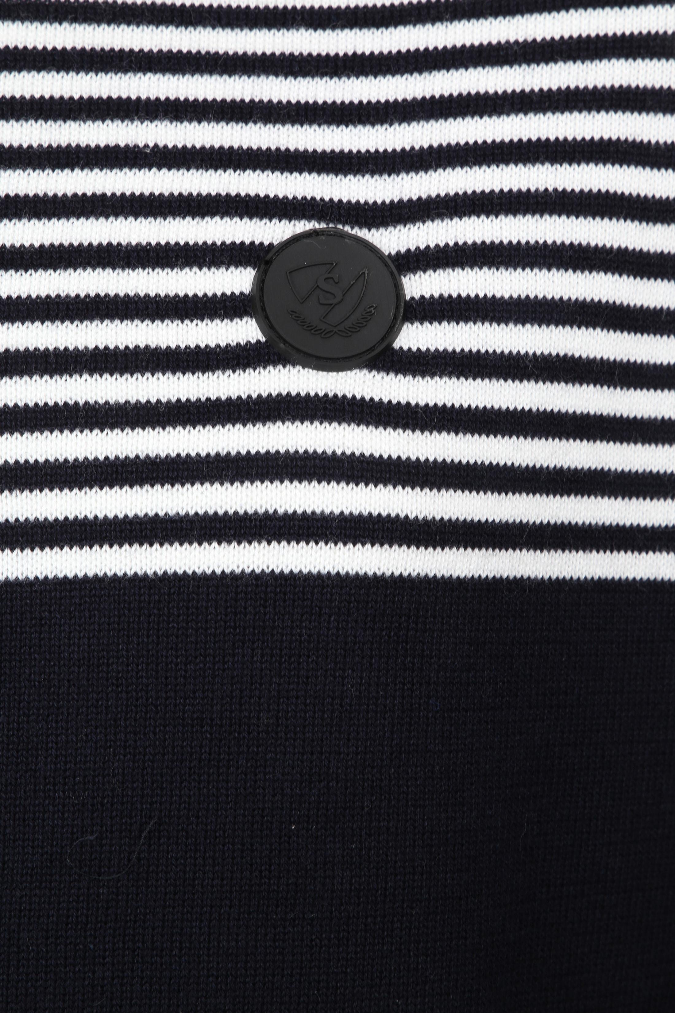 Suitable Pullover Tommie Dunkelblau Foto 1