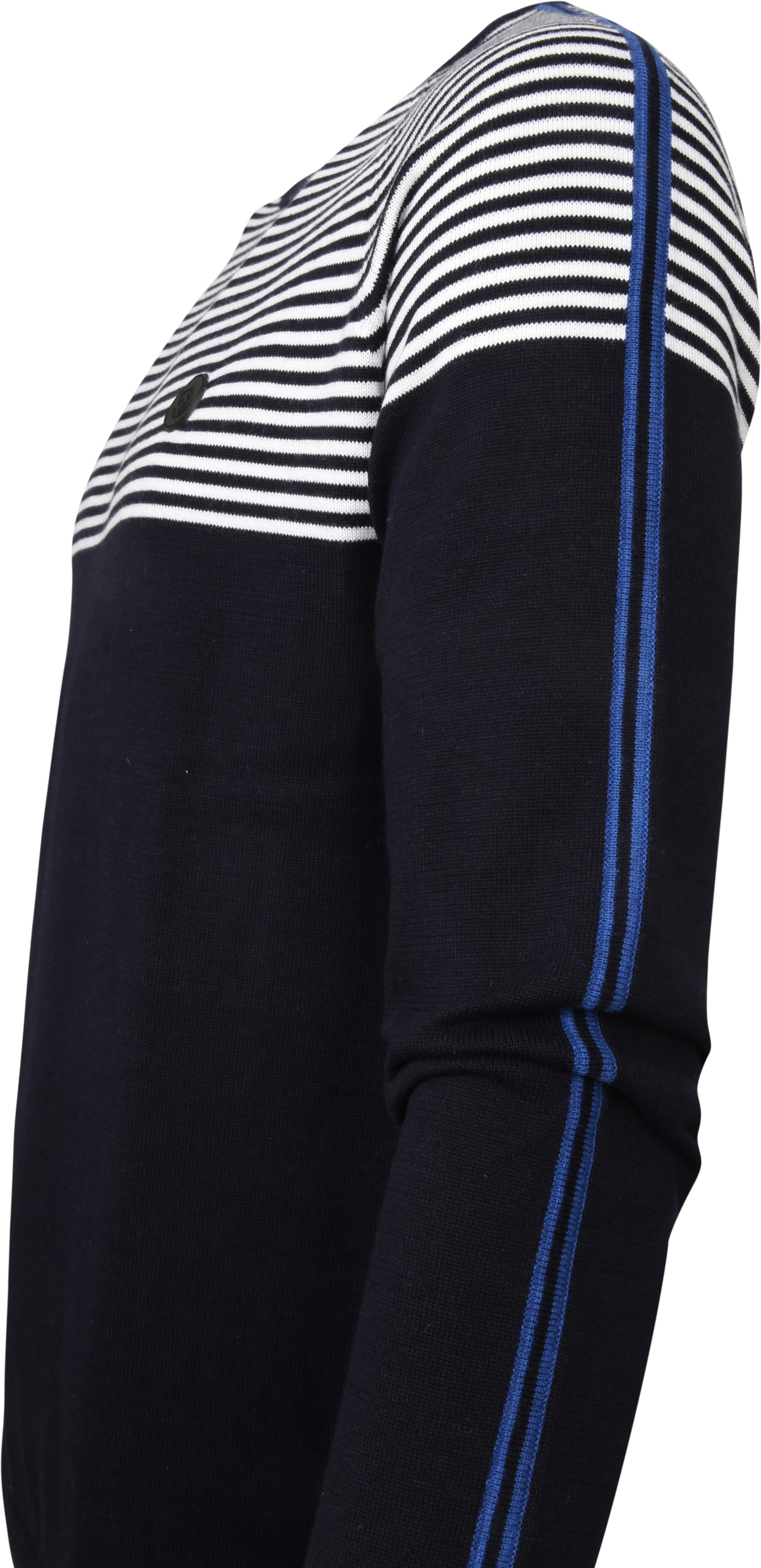 Suitable Pullover Tommy Navy foto 2