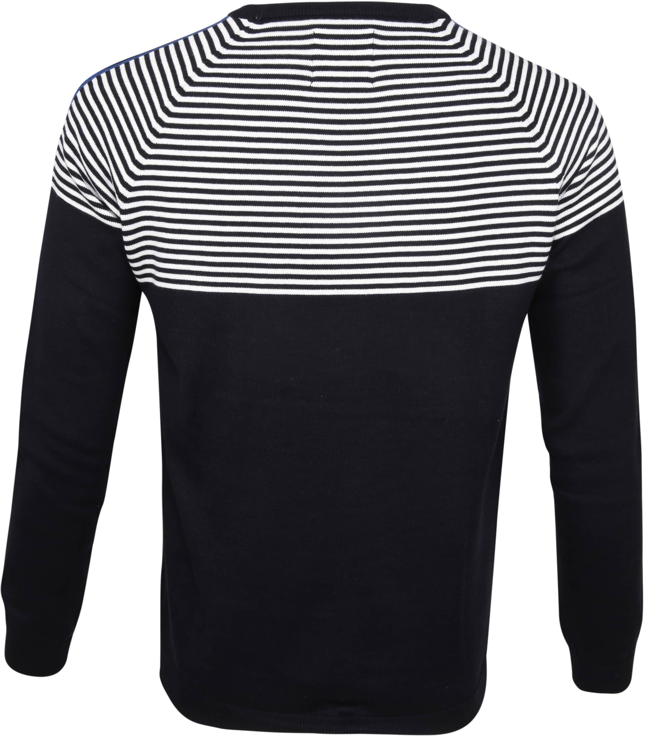 Suitable Pullover Tommy Navy foto 3
