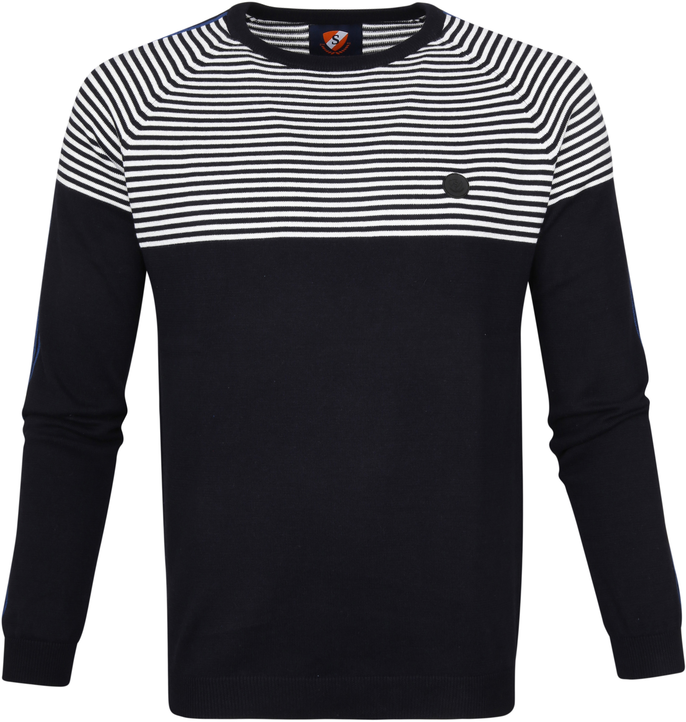Suitable Pullover Tommy Navy foto 0