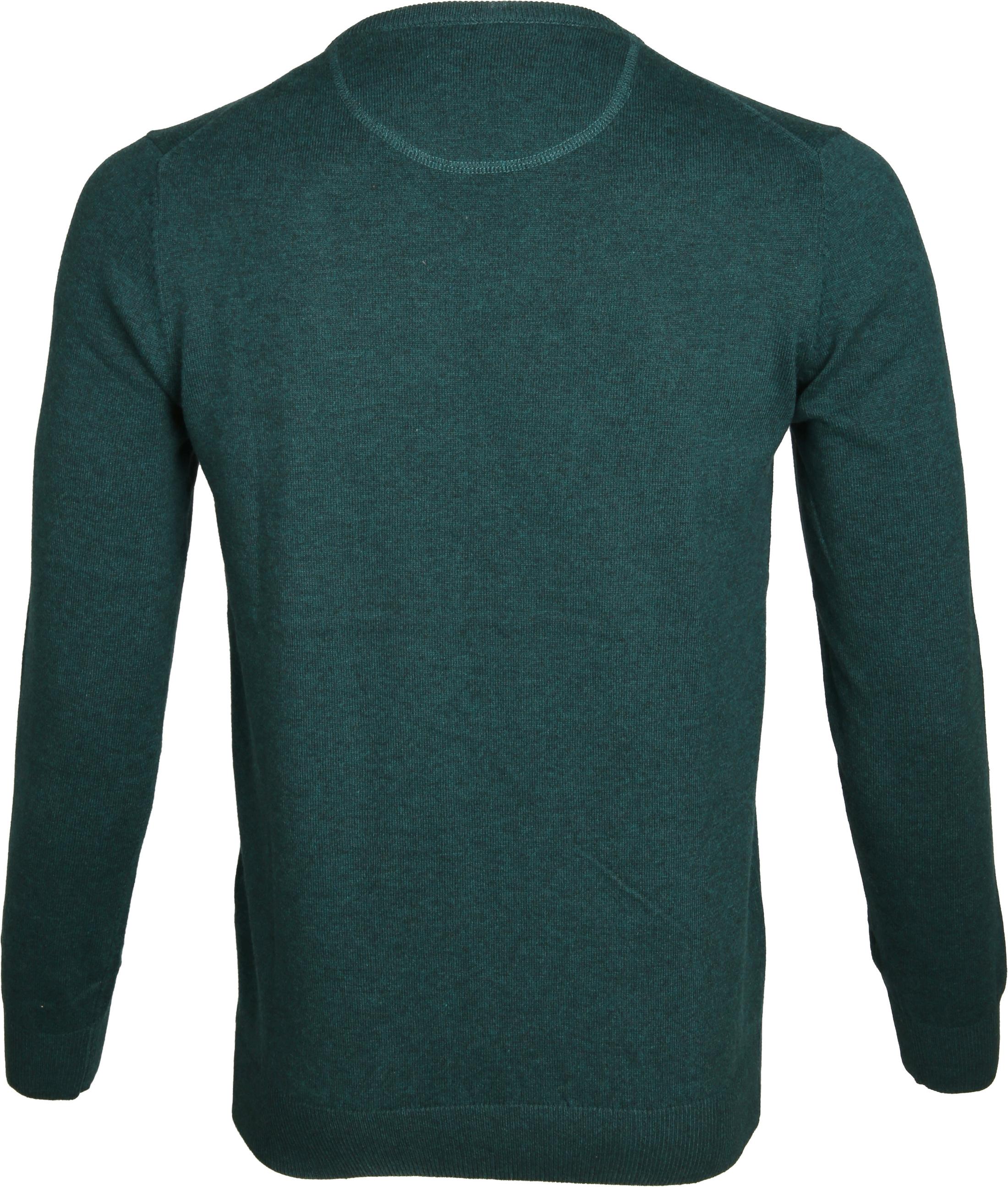 Suitable Pullover Vince Groen foto 3