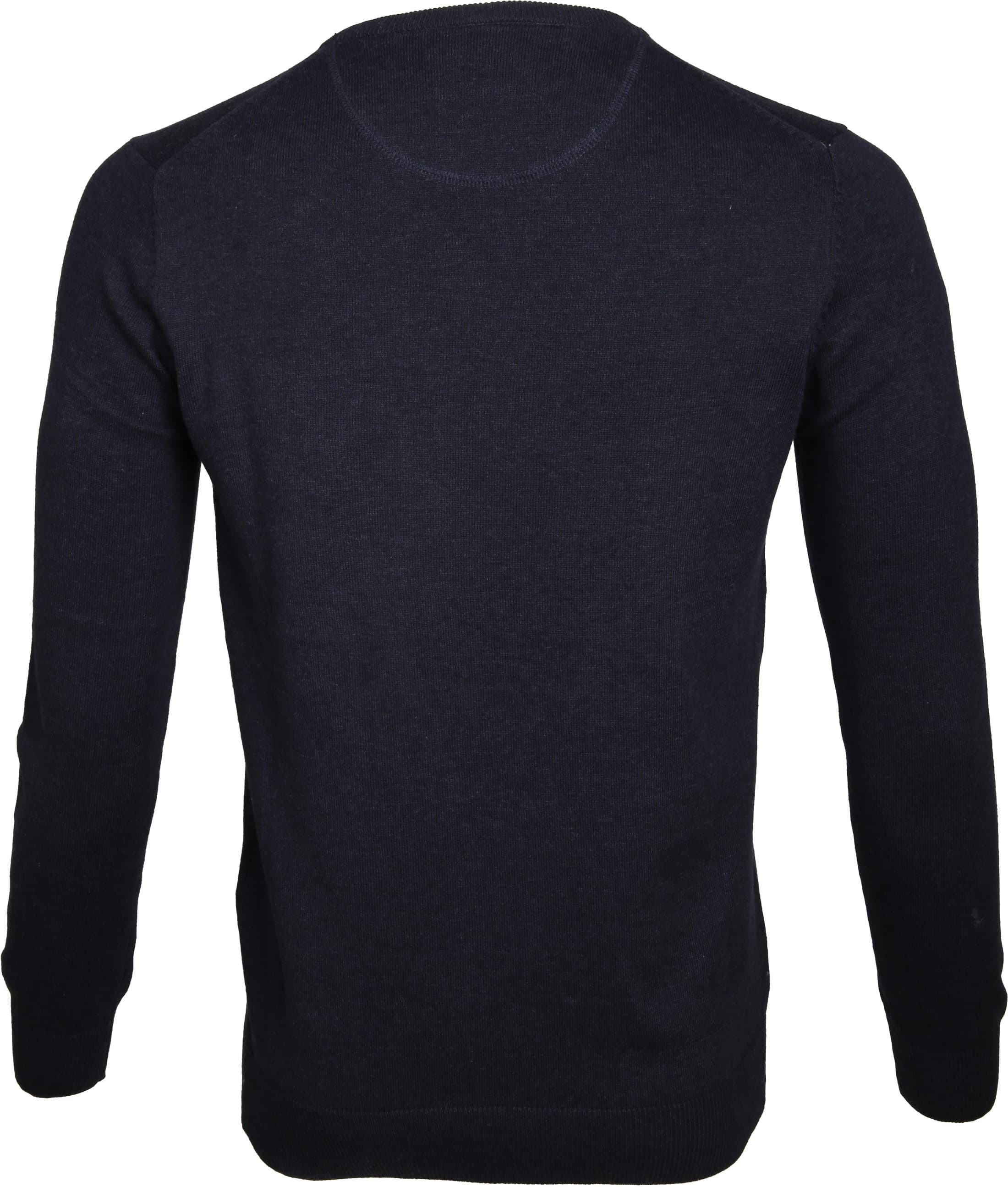 Suitable Pullover Vince Navy foto 3
