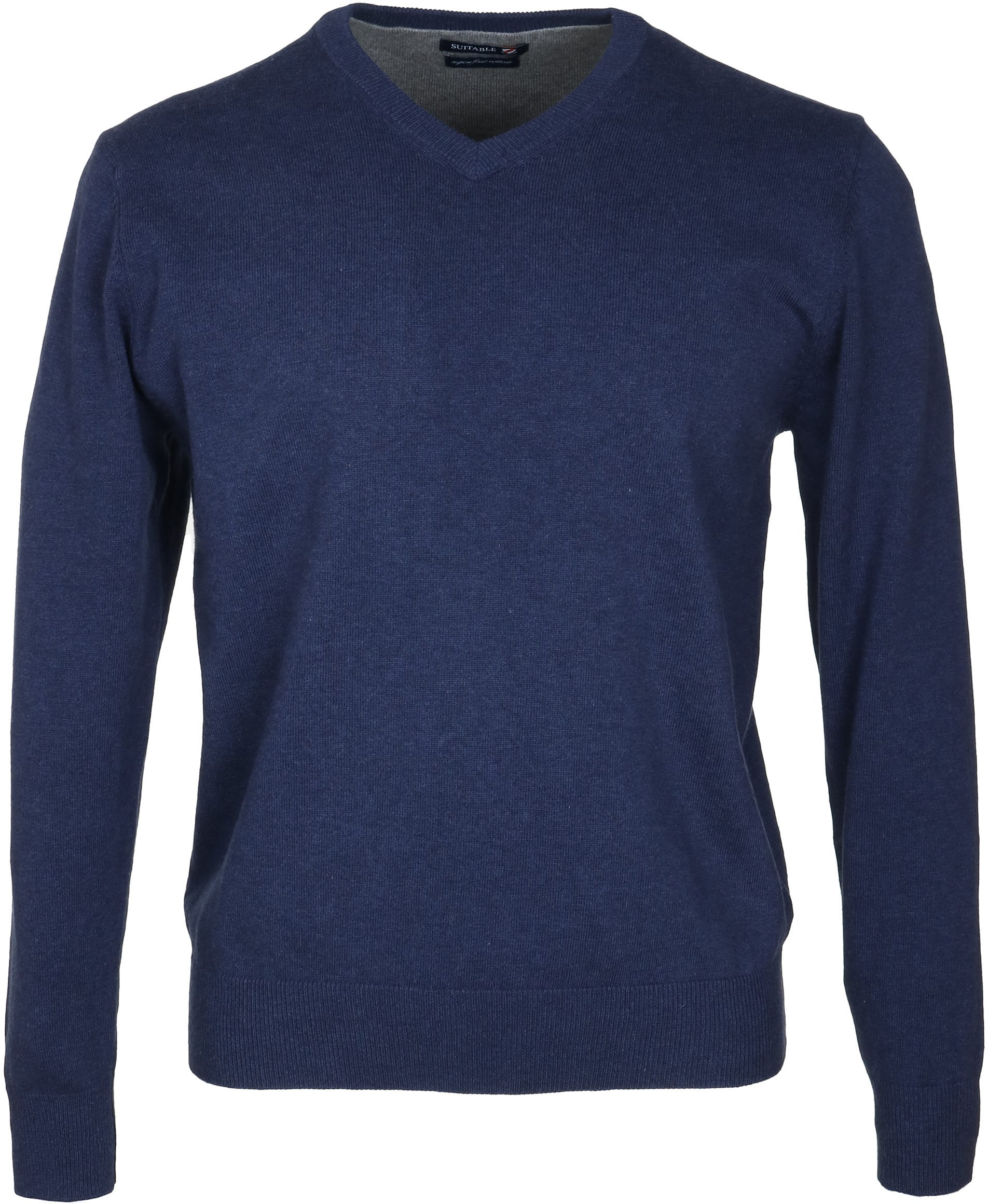 Suitable Pullover Vini Navy foto 0