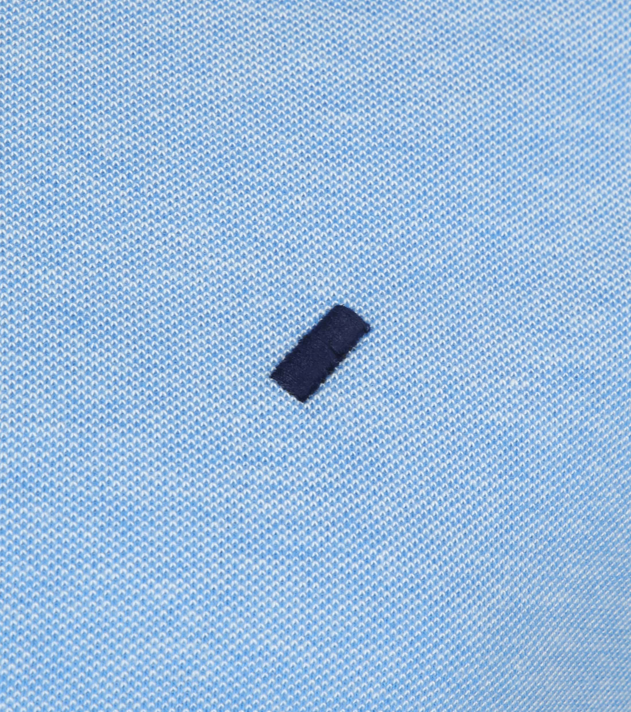 Suitable Respect Claas Polo Blauw