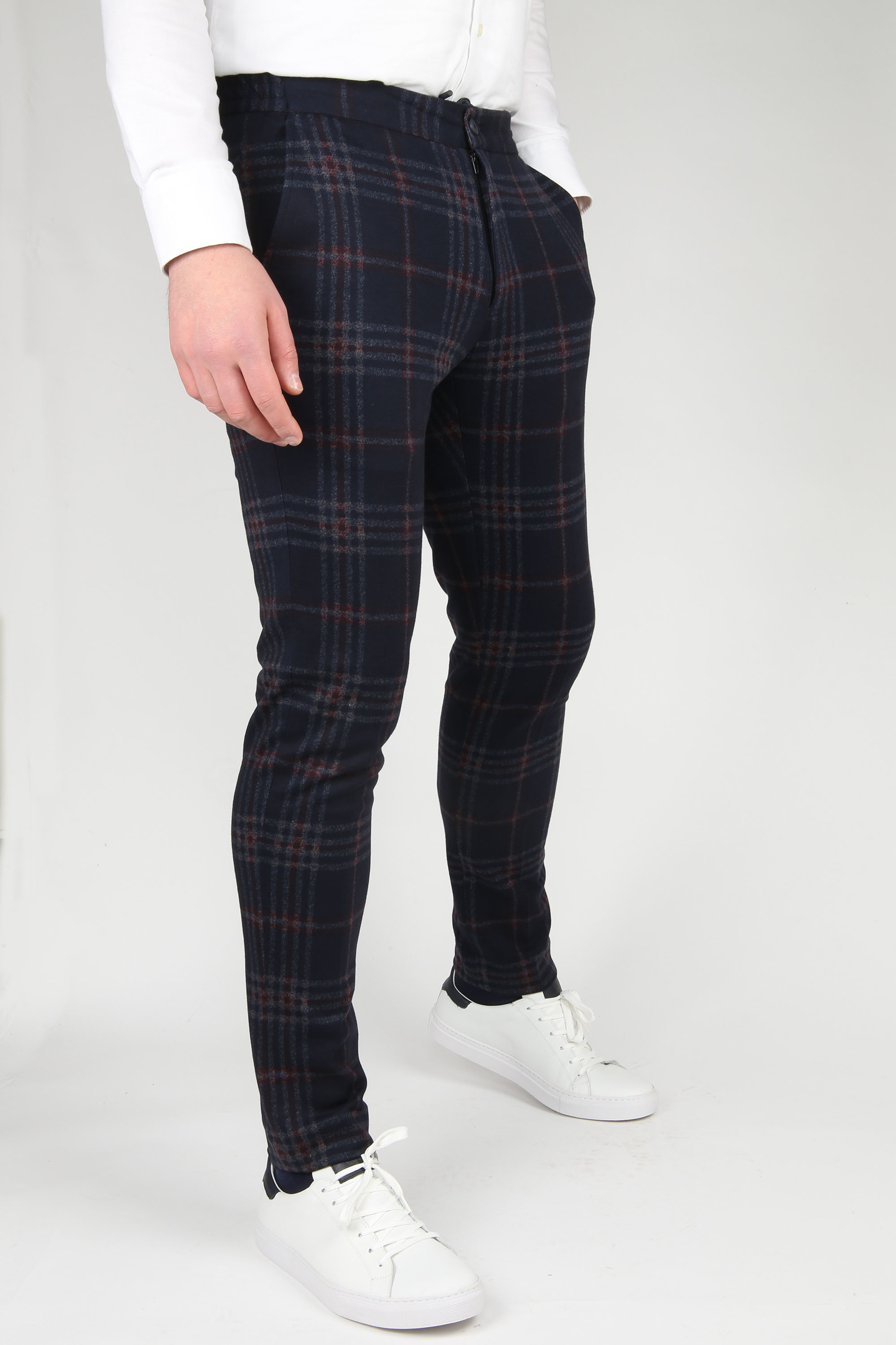 Suitable Respect Jog Pantalon Ruiten Navy