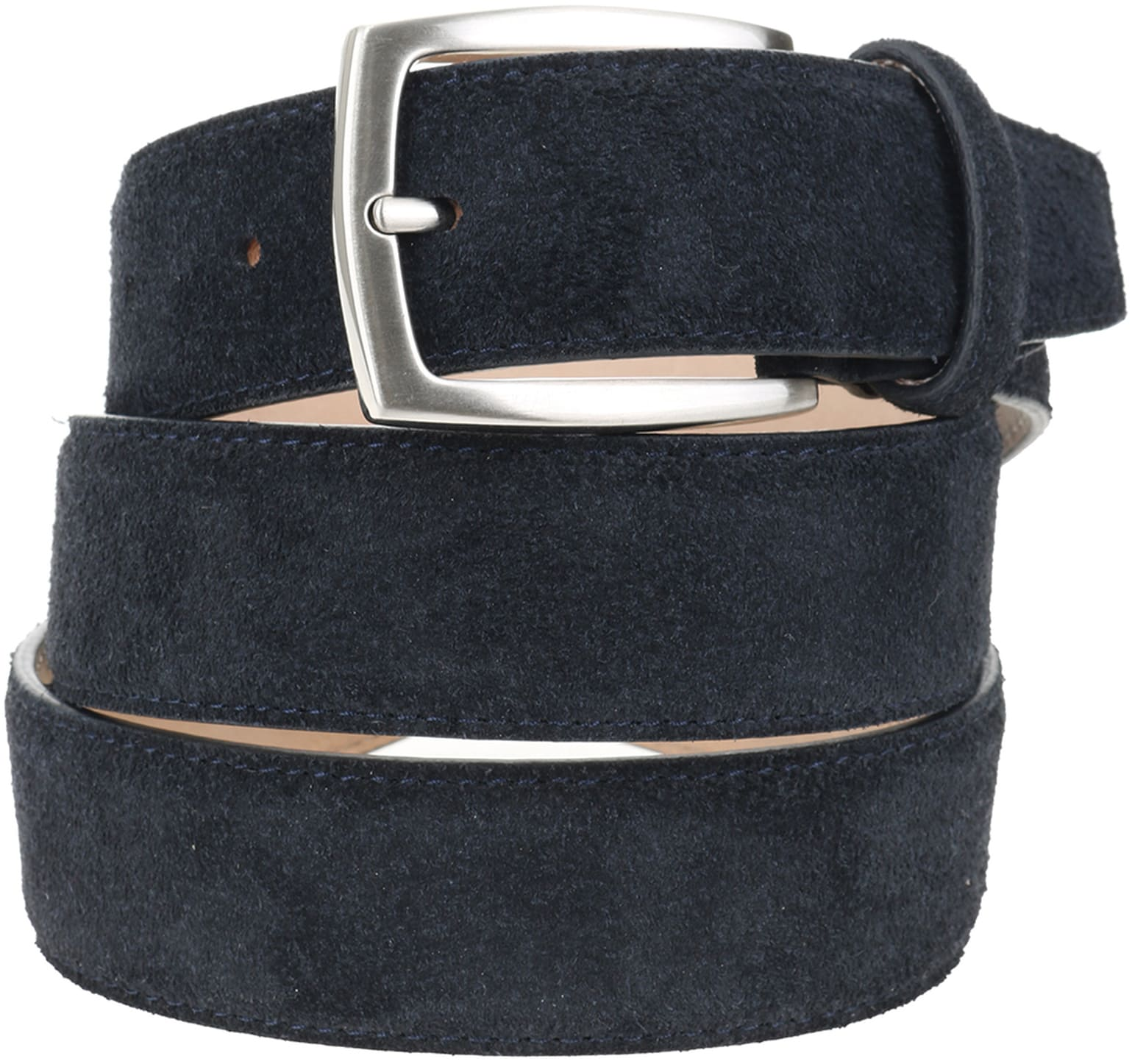 Suitable Riem Suede Navy 309 foto 0