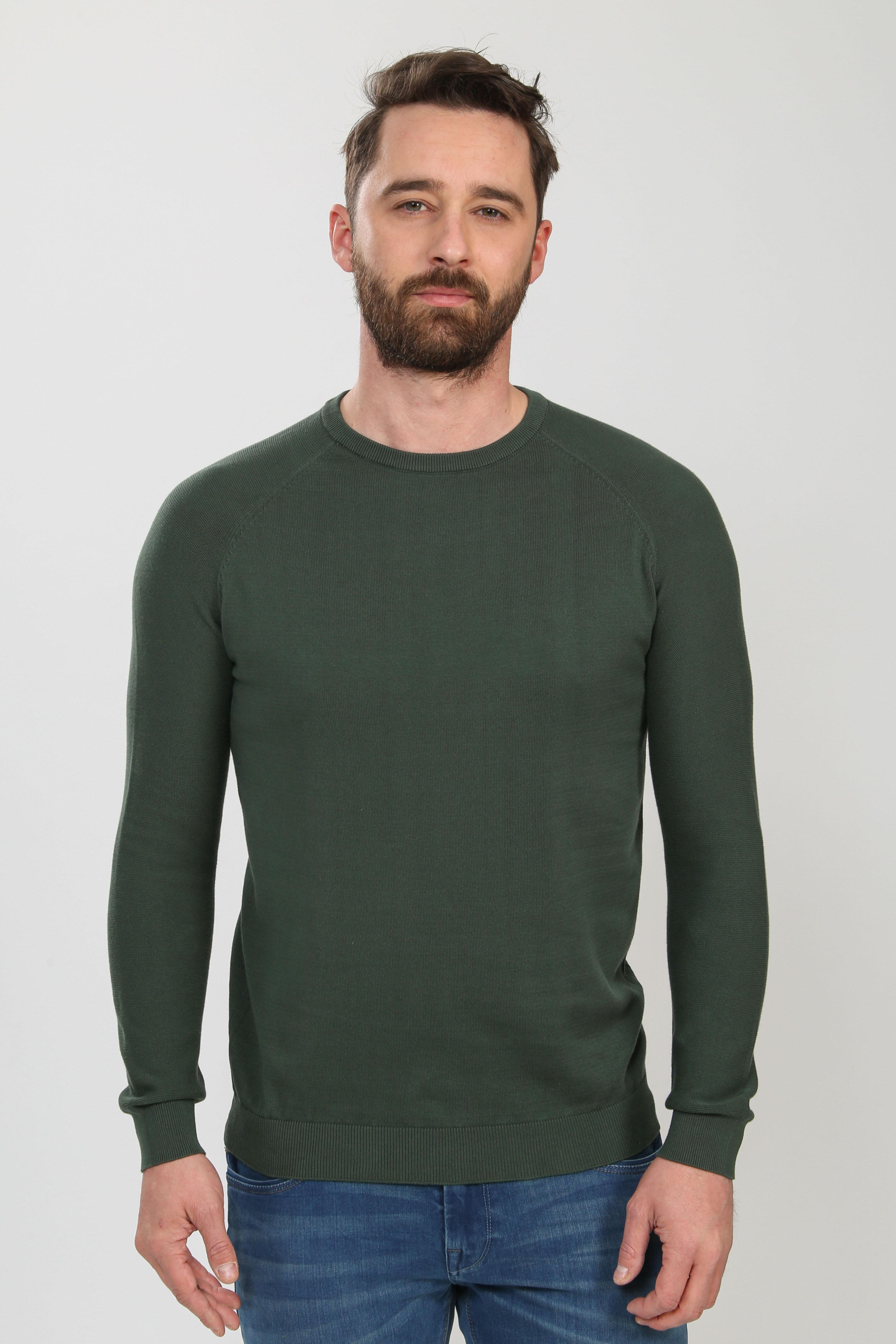 Suitable Scott Pullover Groen