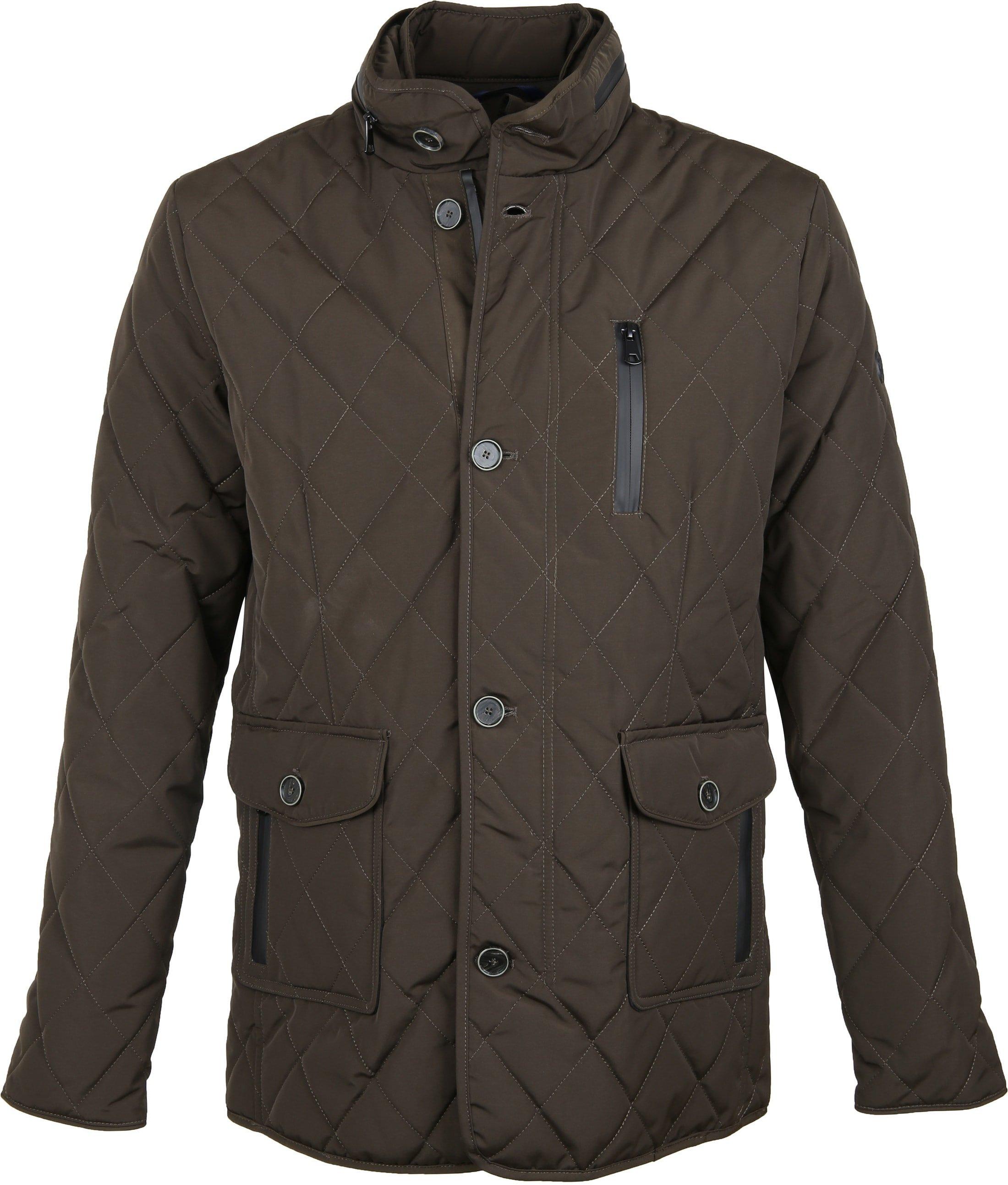 Suitable Seb Jacket Dark Green foto 0