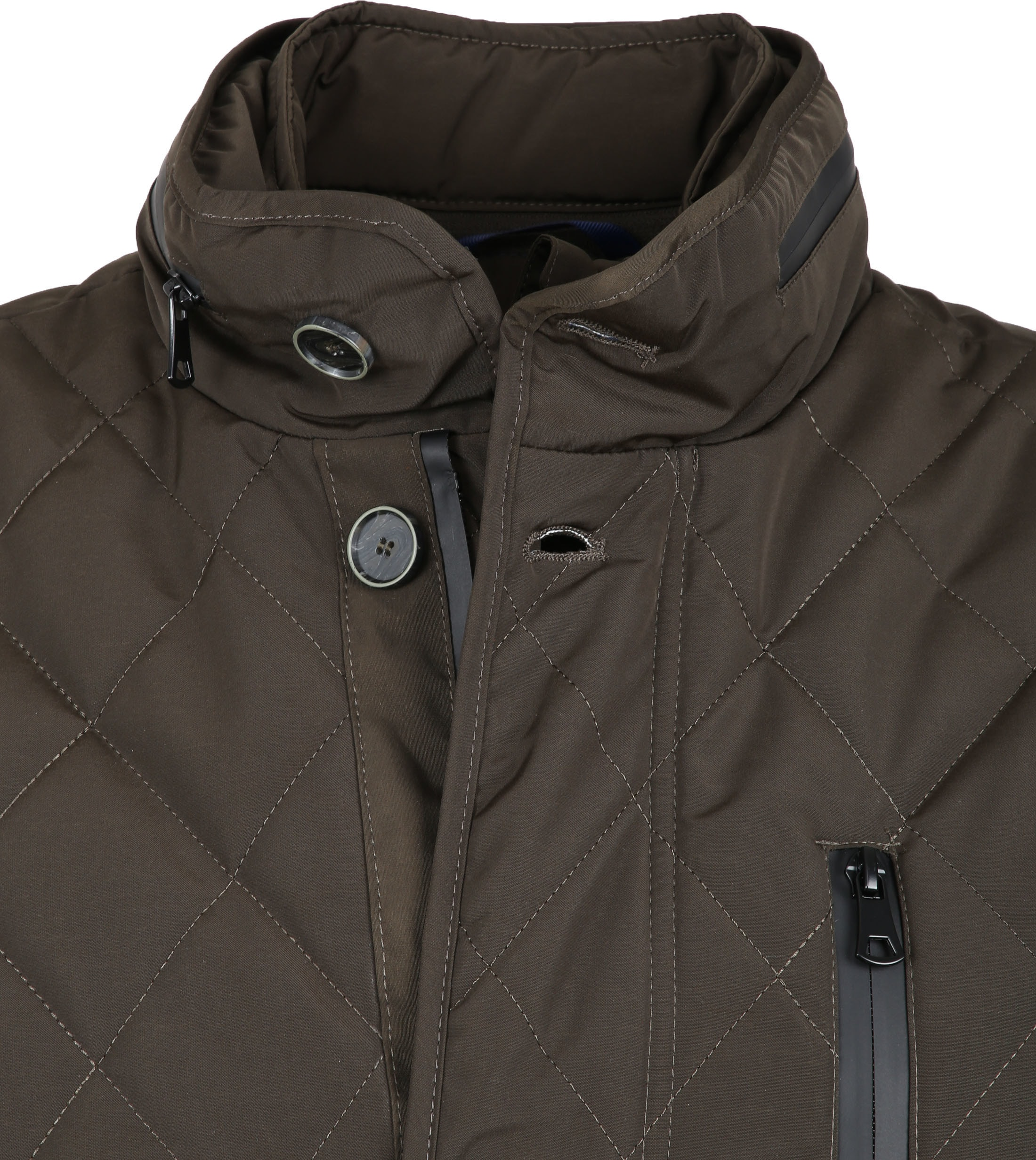 Suitable Seb Jacket Dark Green foto 1