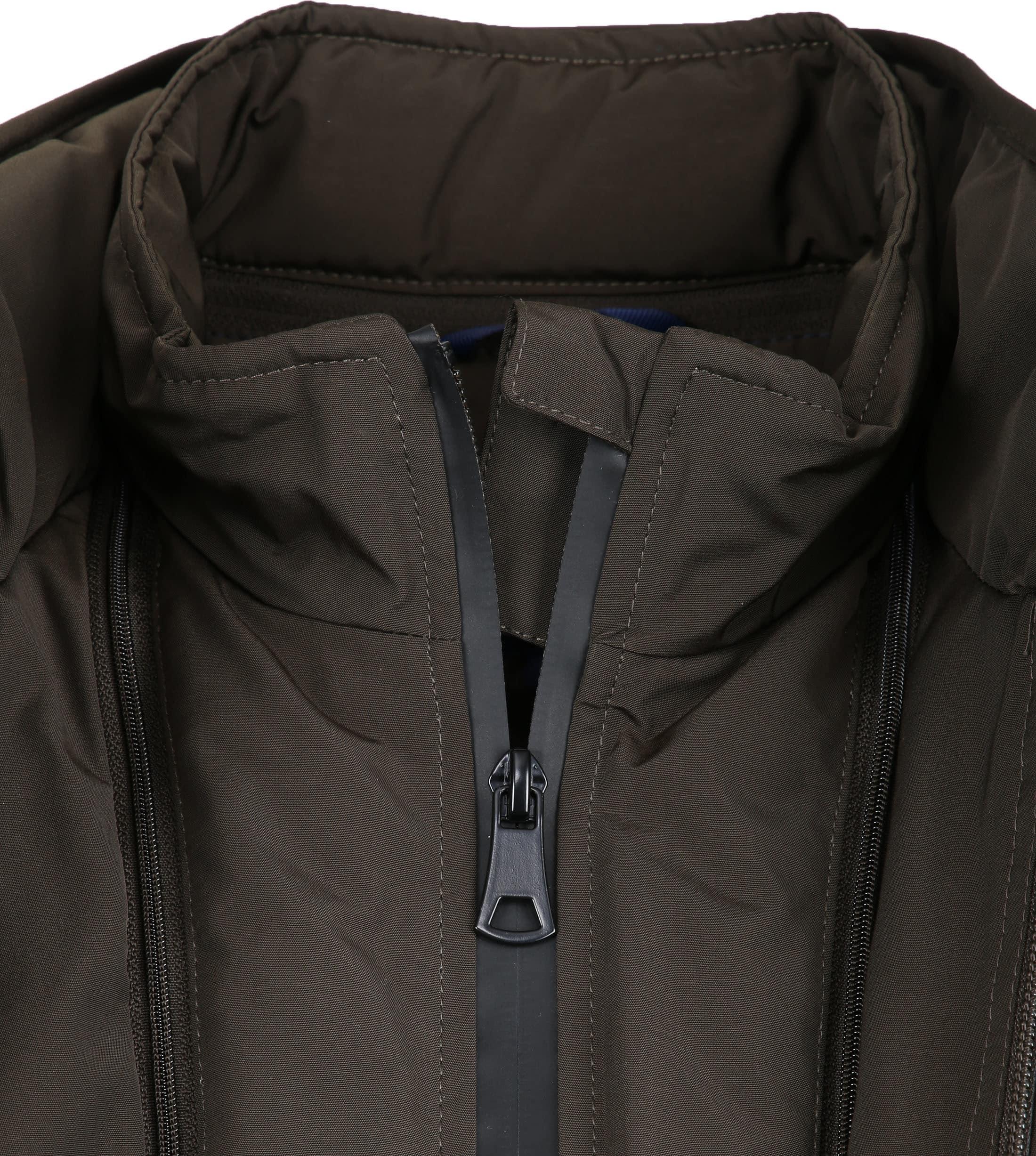 Suitable Seb Jacket Dark Green foto 2
