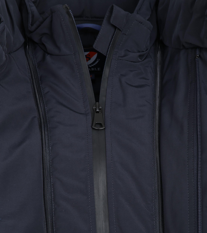Suitable Seb Jacket Navy foto 2