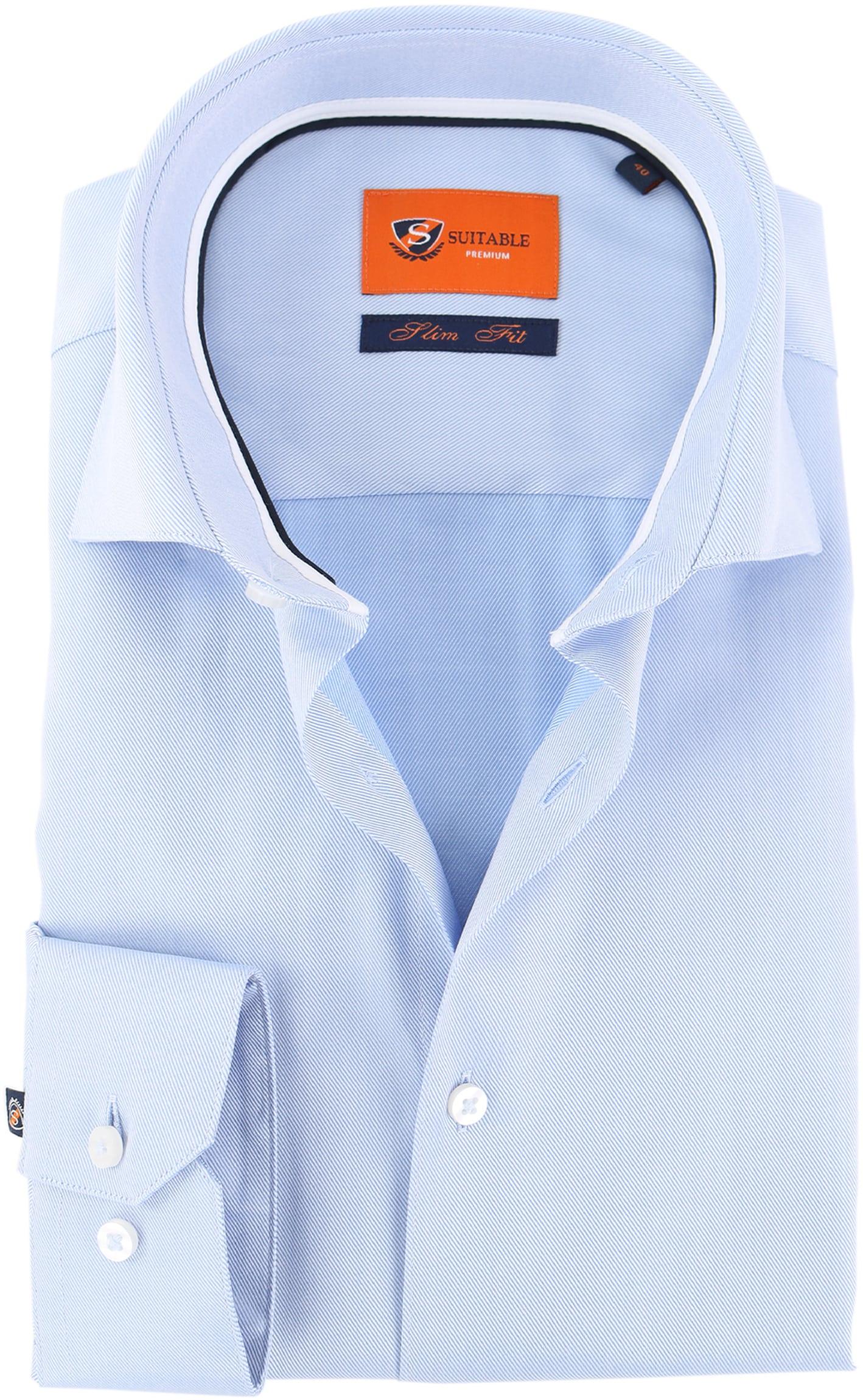 Suitable Shirt Blue DR-04 foto 0