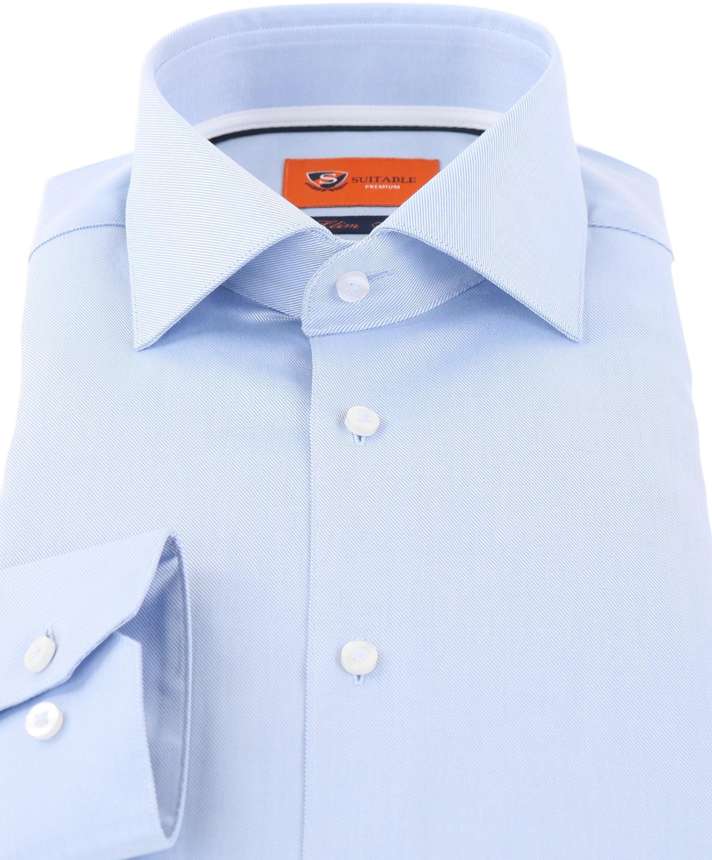 Suitable Shirt Blue DR-04 foto 1