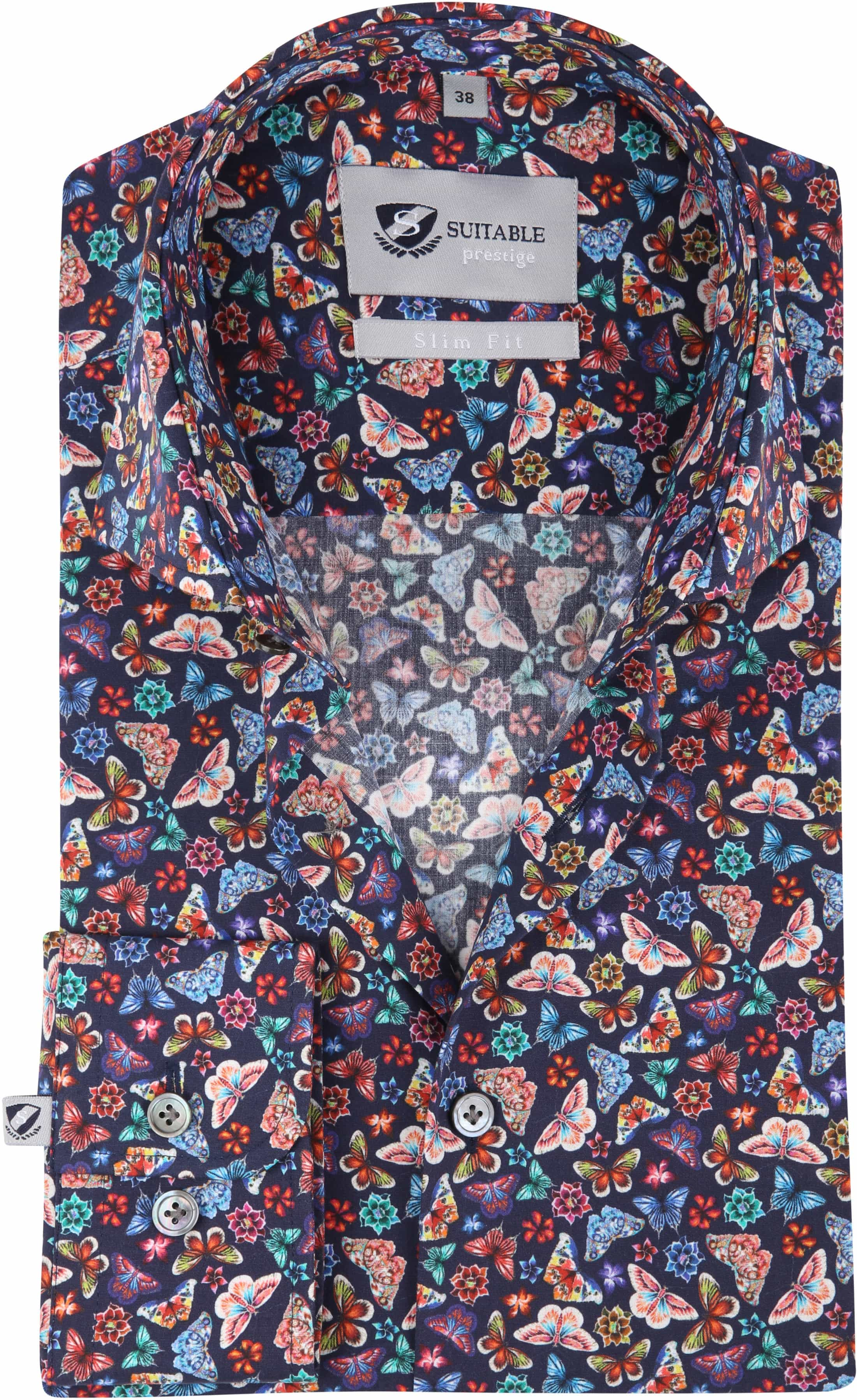 Suitable Shirt Butterfly