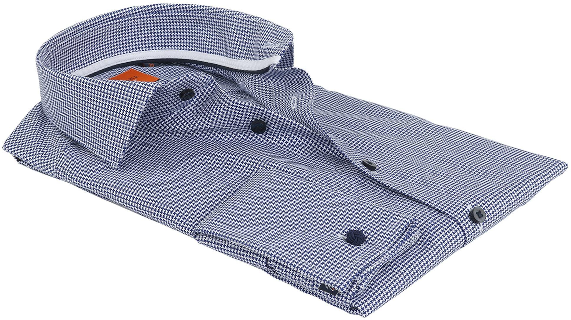 Suitable Shirt Dark Blue SF foto 2