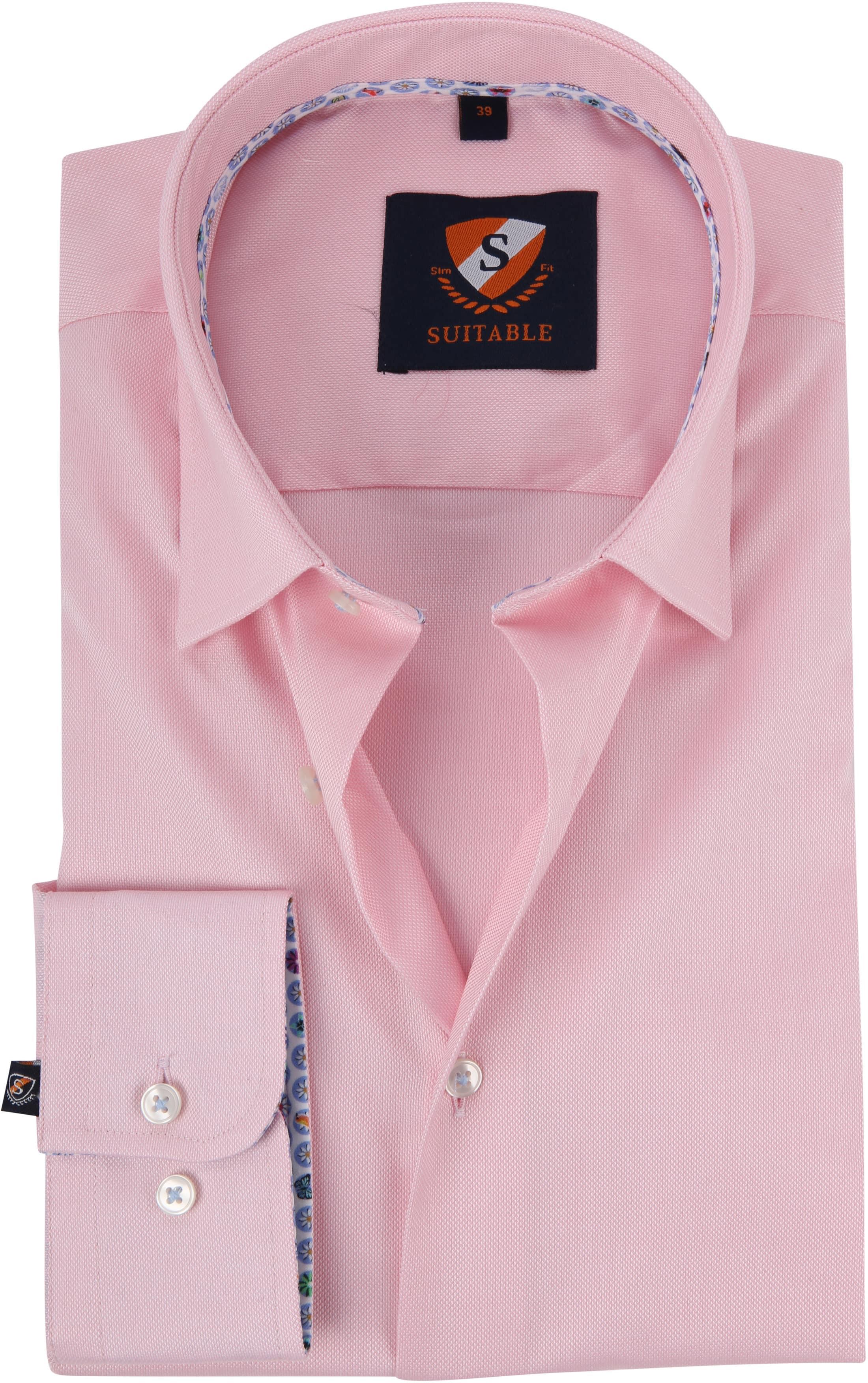 Suitable Shirt HBD Pink foto 0