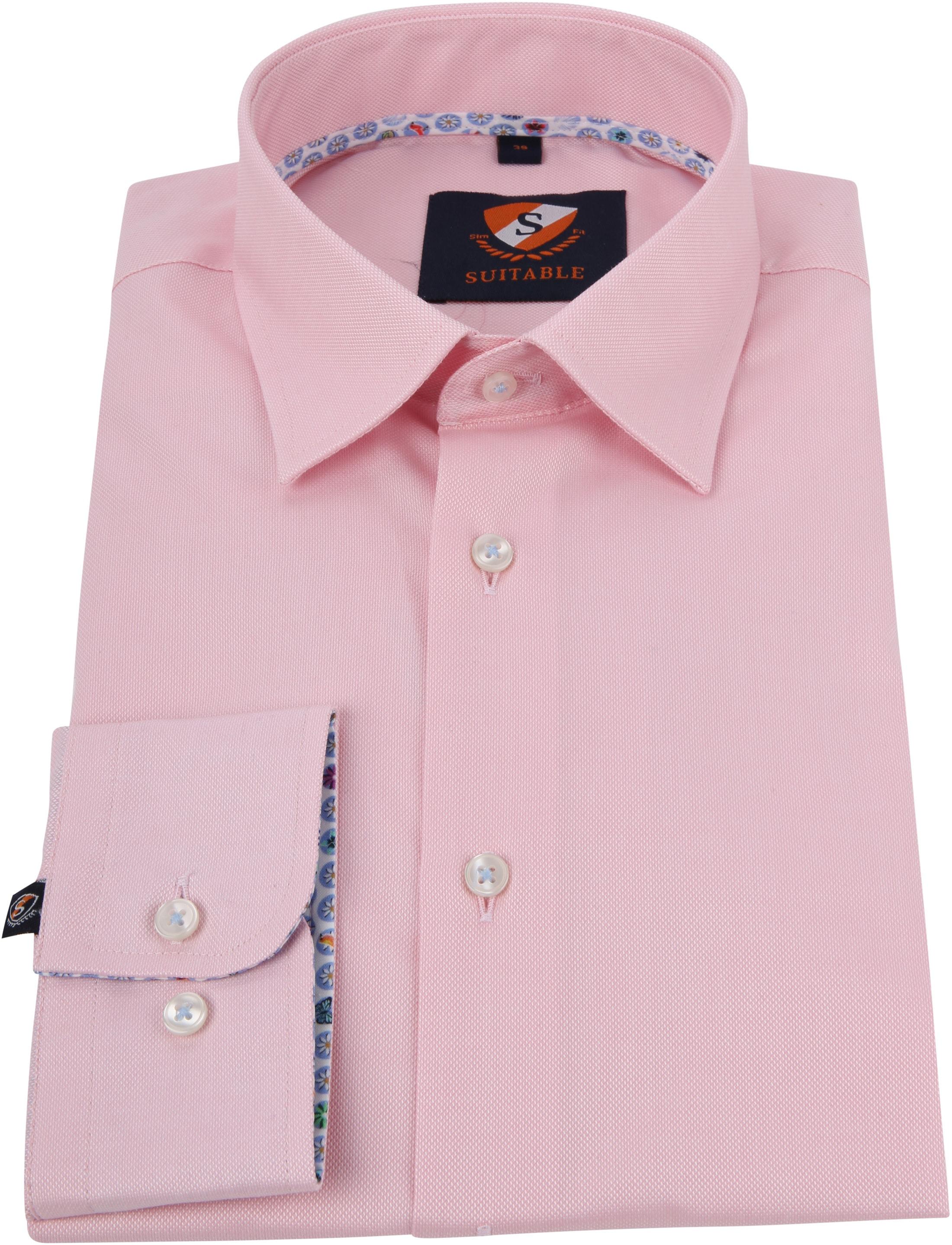 Suitable Shirt HBD Pink foto 2