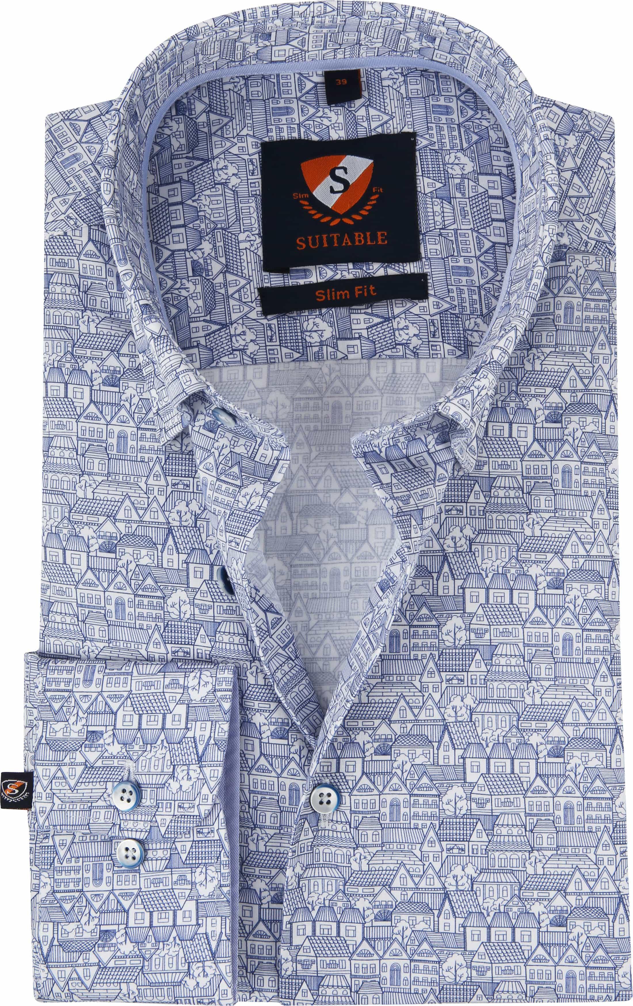 Suitable Shirt HBD Village foto 0