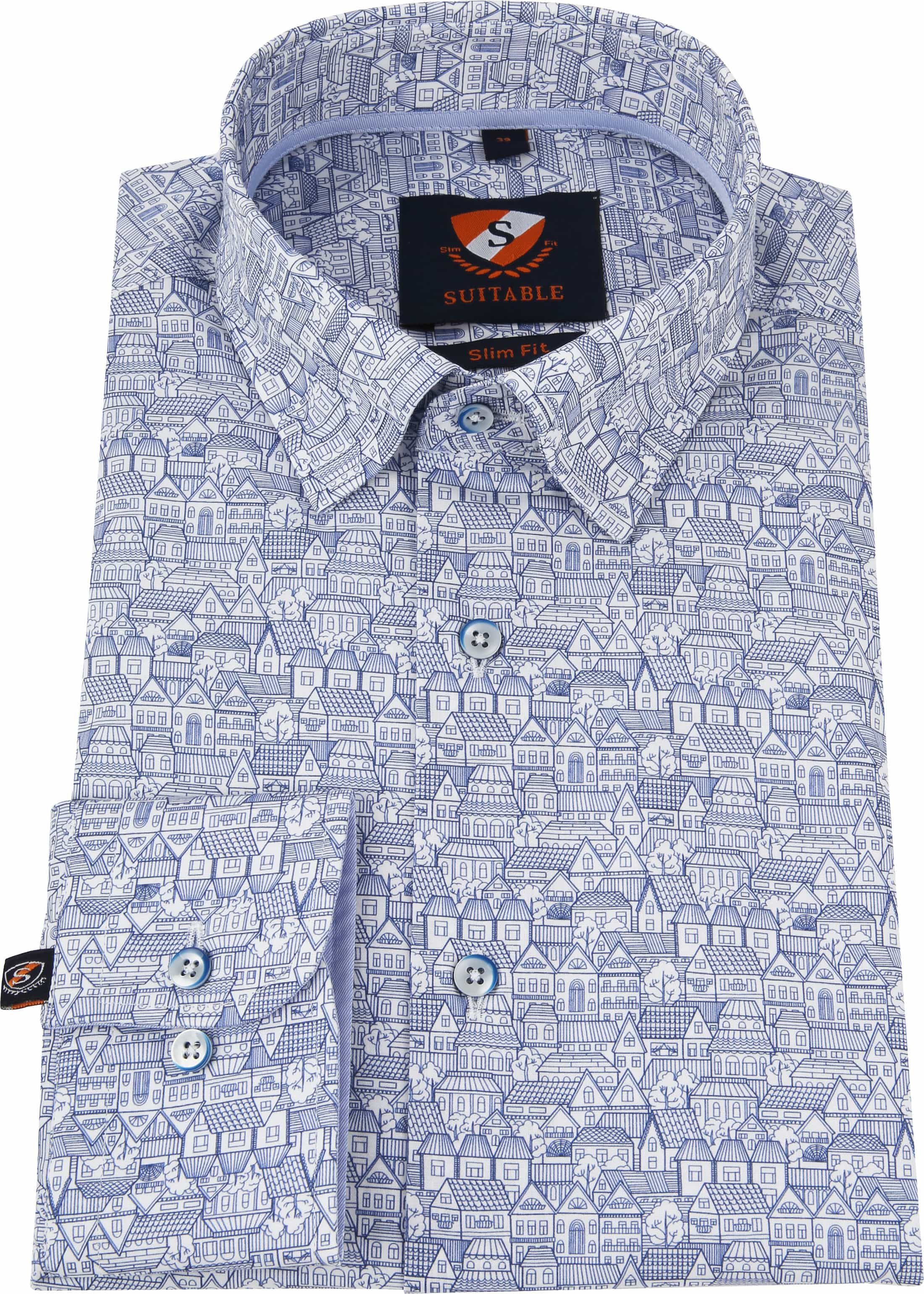 Suitable Shirt HBD Village foto 2