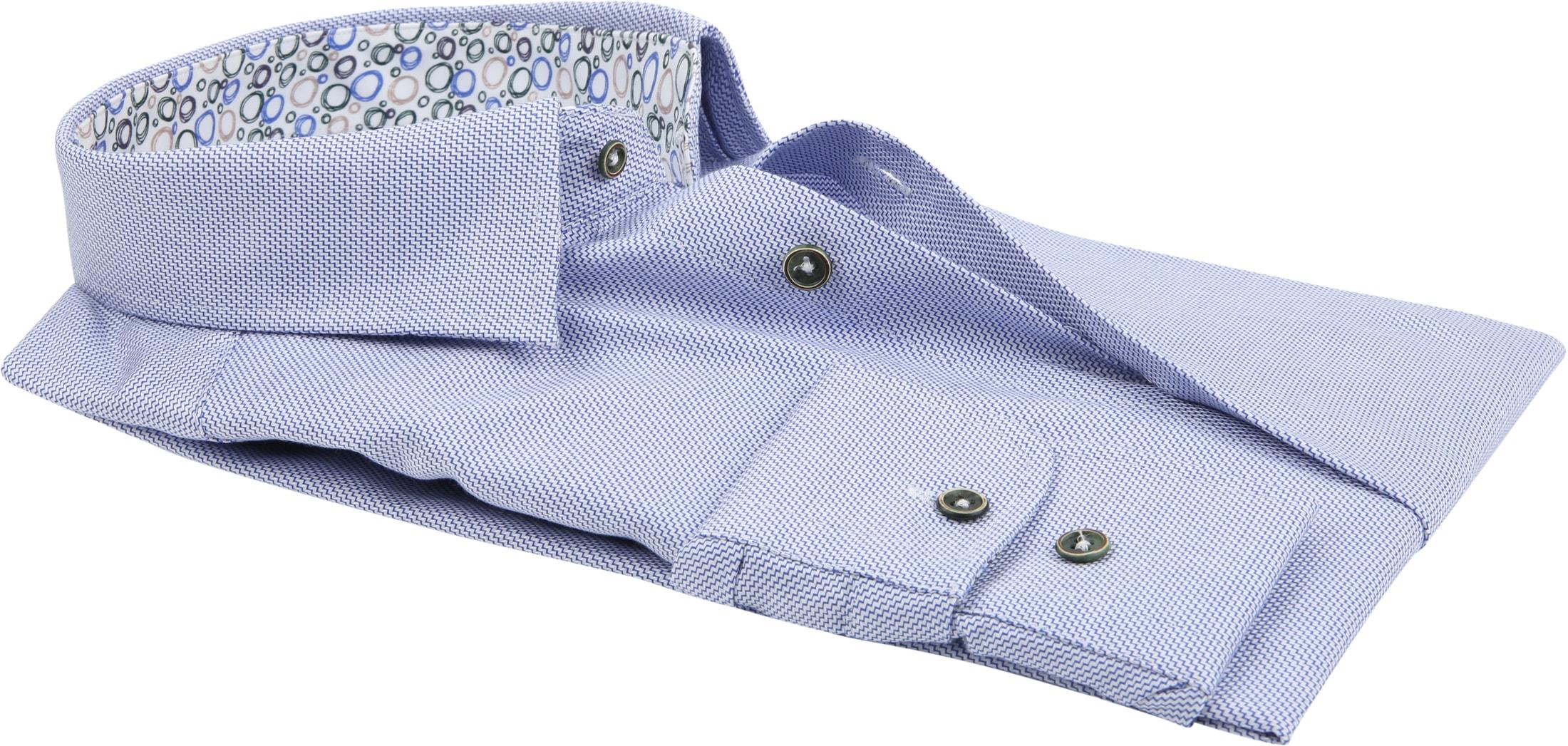 Suitable Shirt HBD Waut Blue foto 3