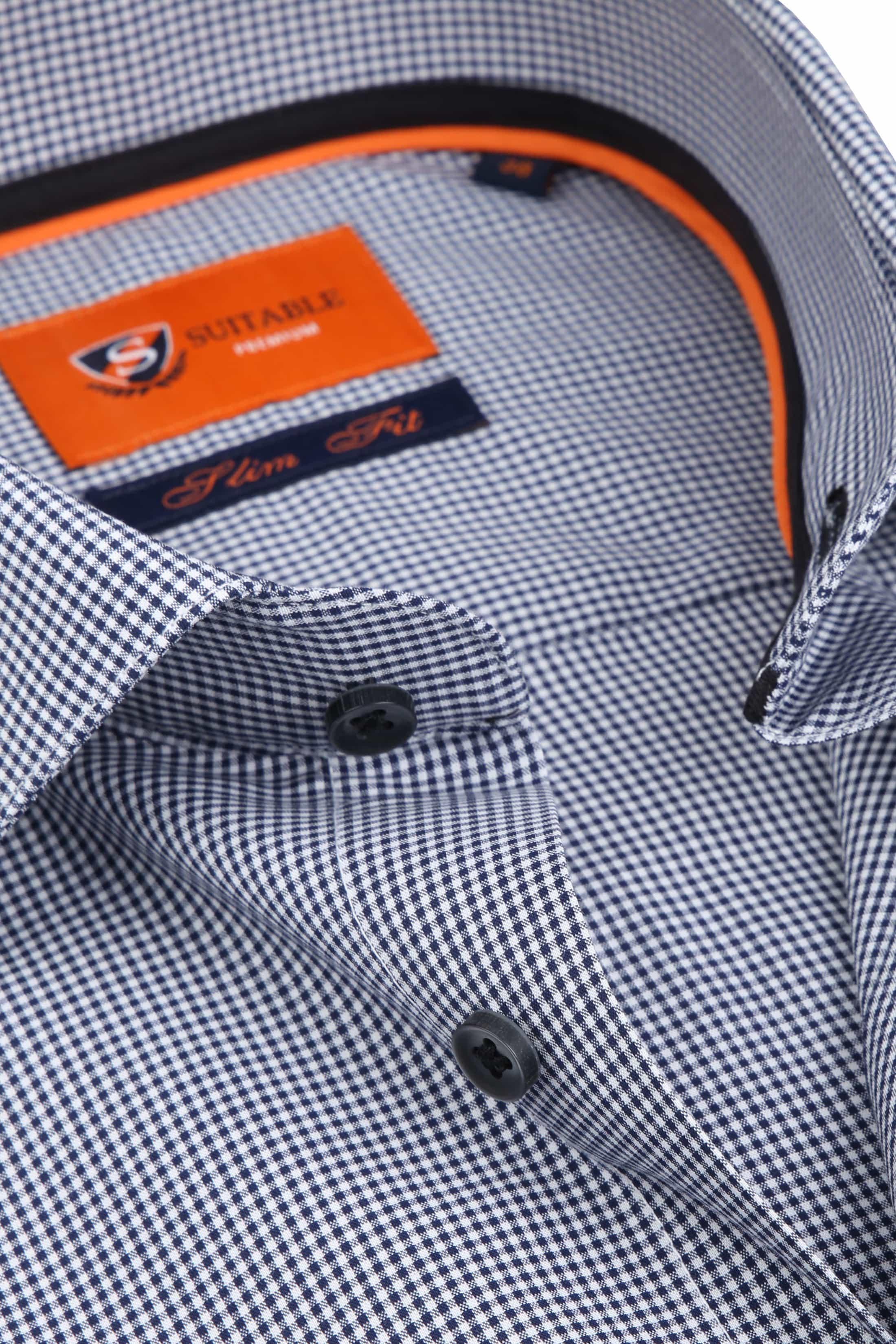 Suitable Shirt SF Checks foto 1