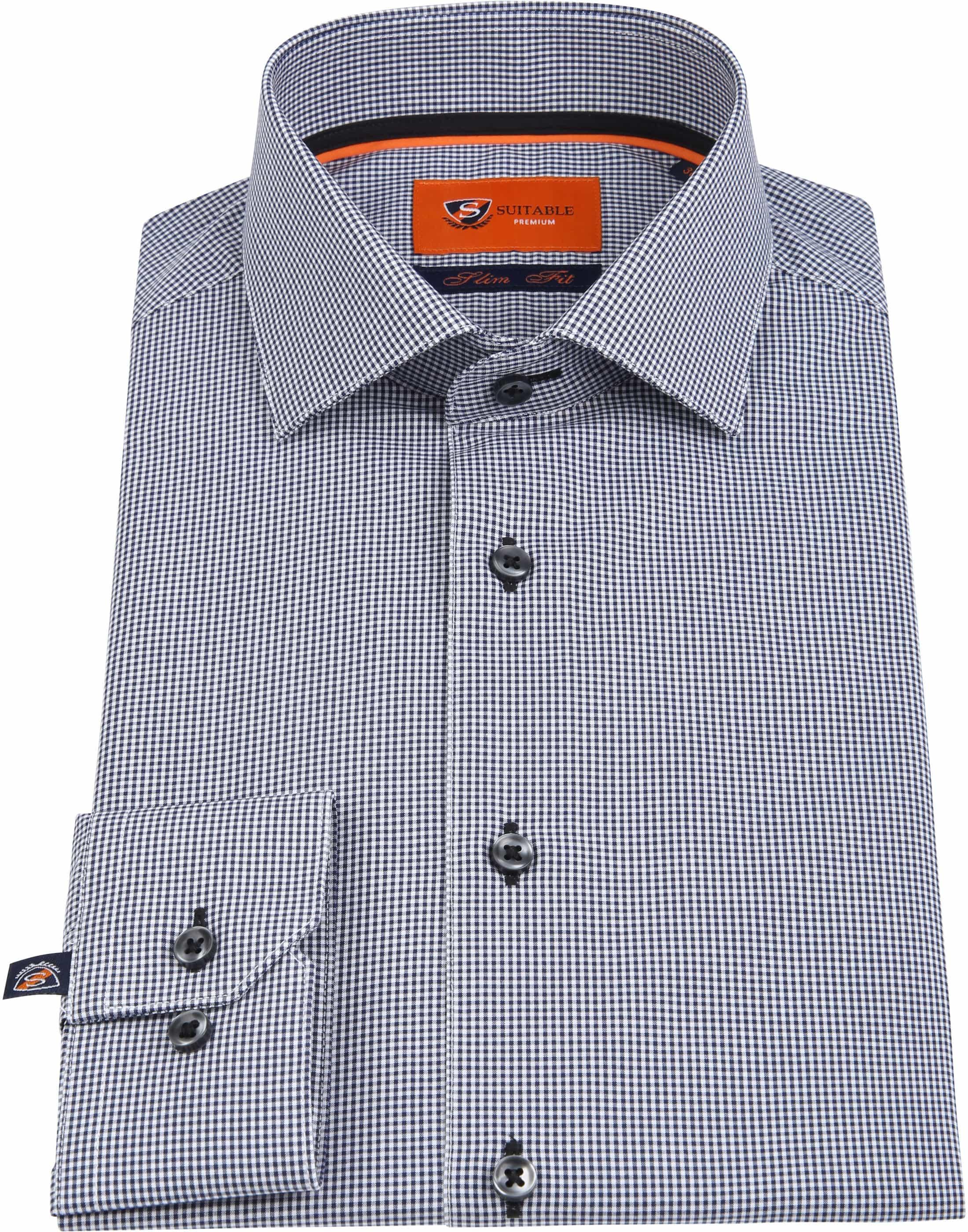 Suitable Shirt SF Checks foto 3