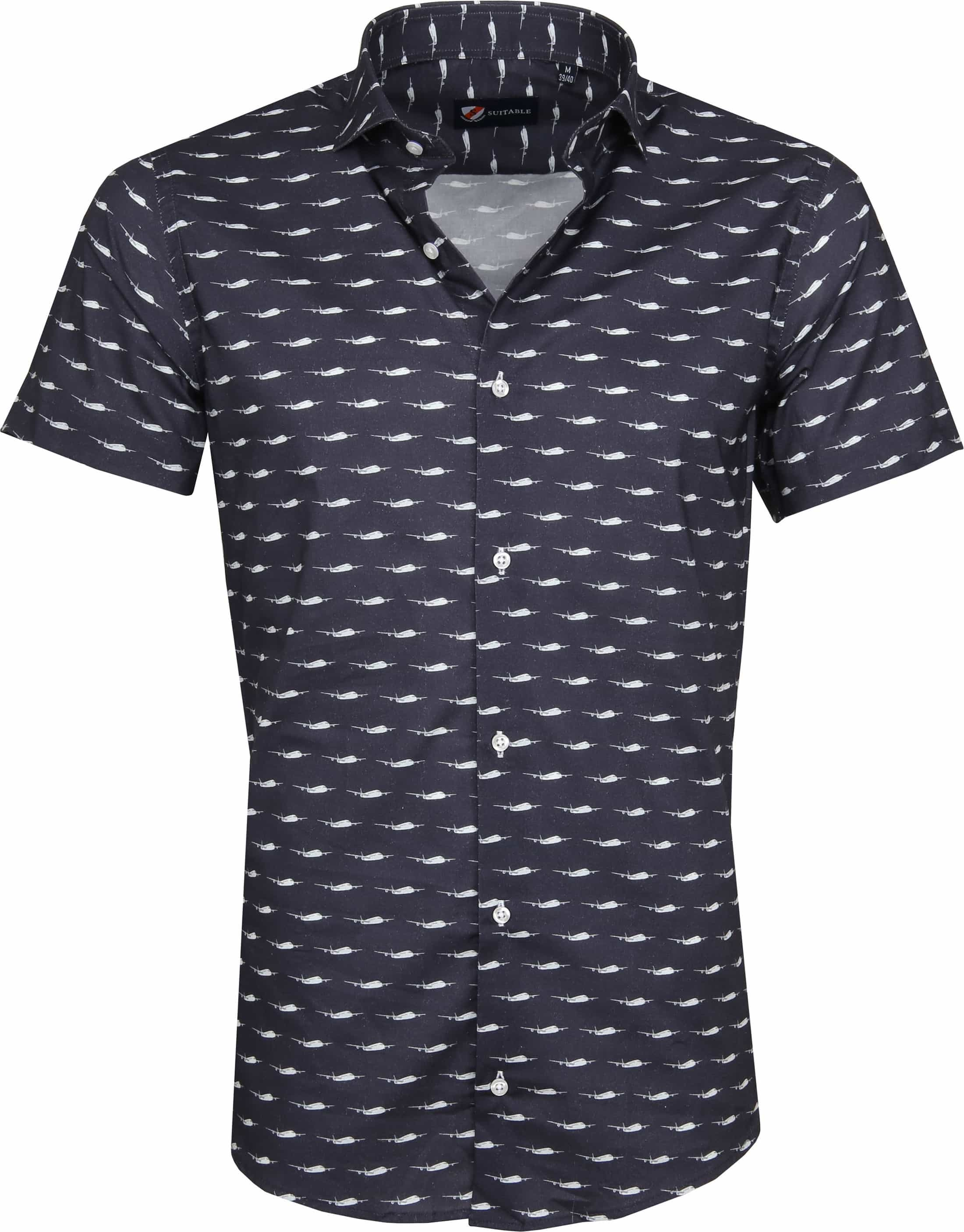 clearance prices good service size 40 Suitable Shirt SS Airplane Navy S9-5 Plane order online ...