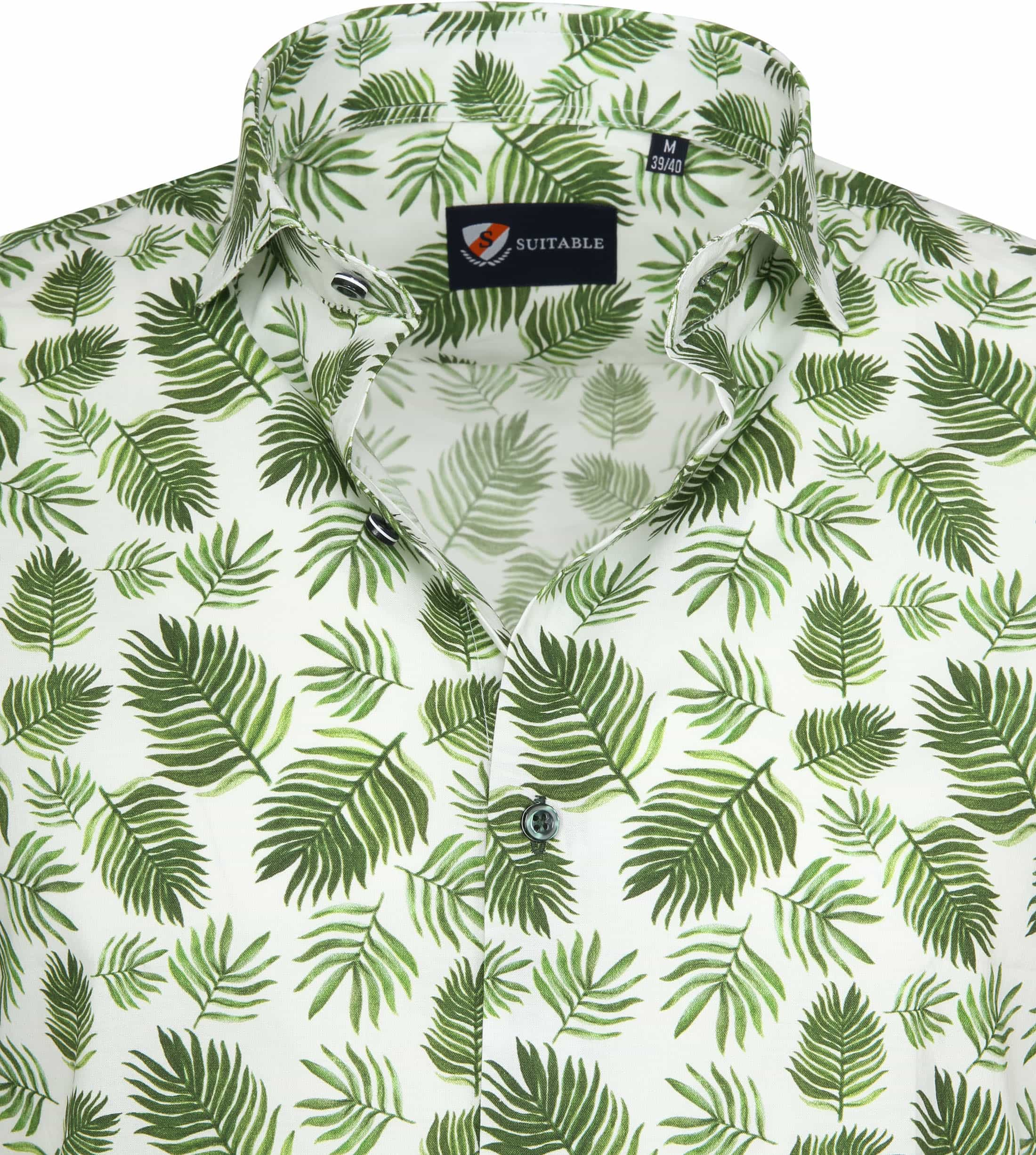Suitable Shirt SS Varen Green foto 1