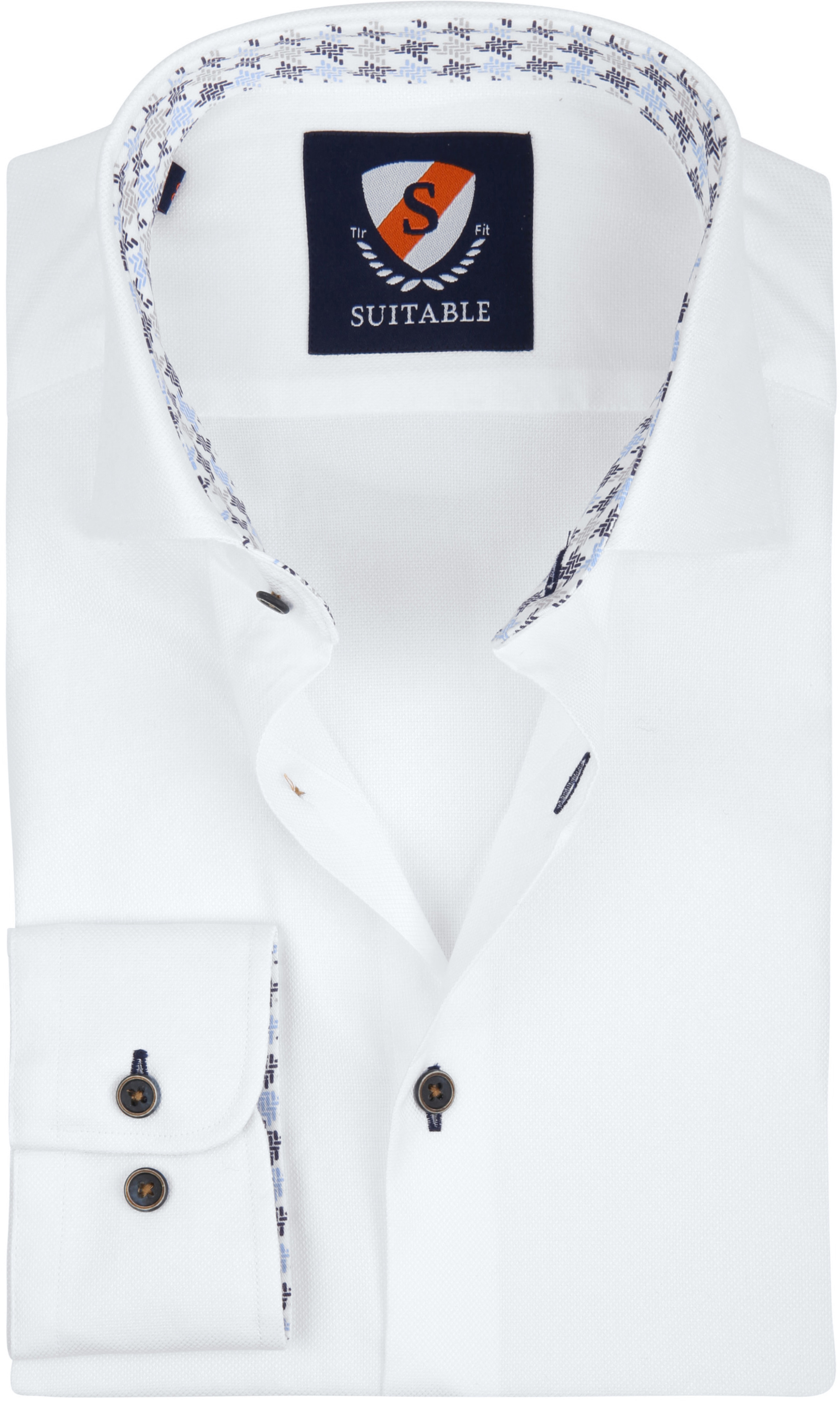 Suitable Shirt Tf Oxford White Spe18306we69st 100 White Order Online