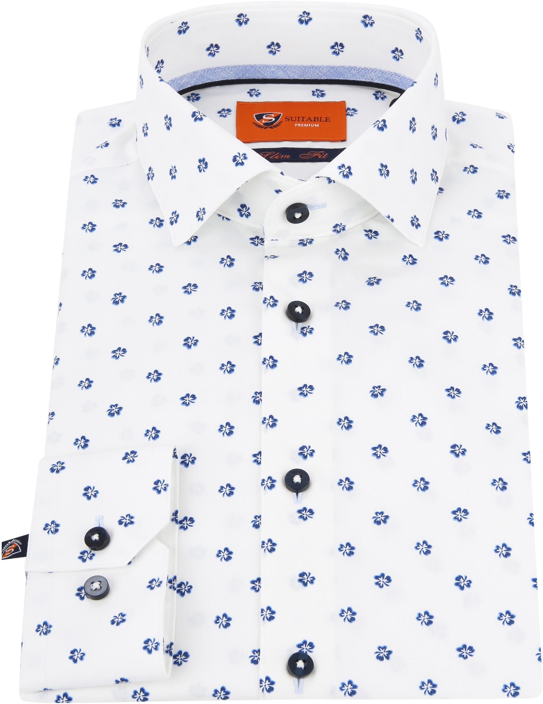 Suitable Shirt WS Clover White photo 3