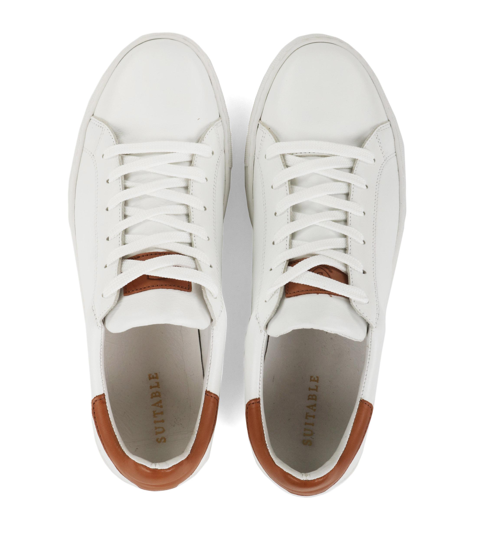 Suitable Sneaker Bianca Wit foto 3