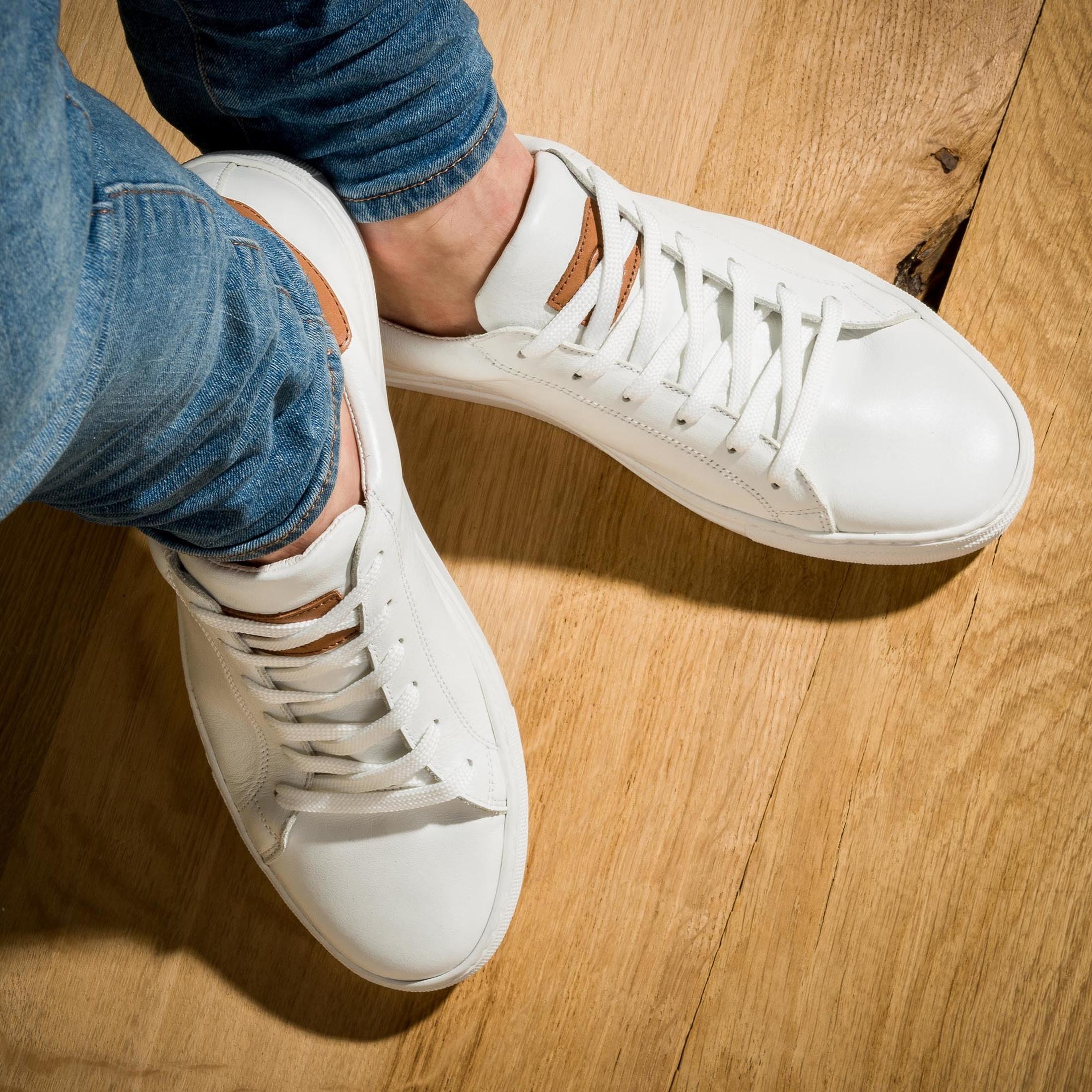 Suitable Sneaker Bianca Wit foto 5