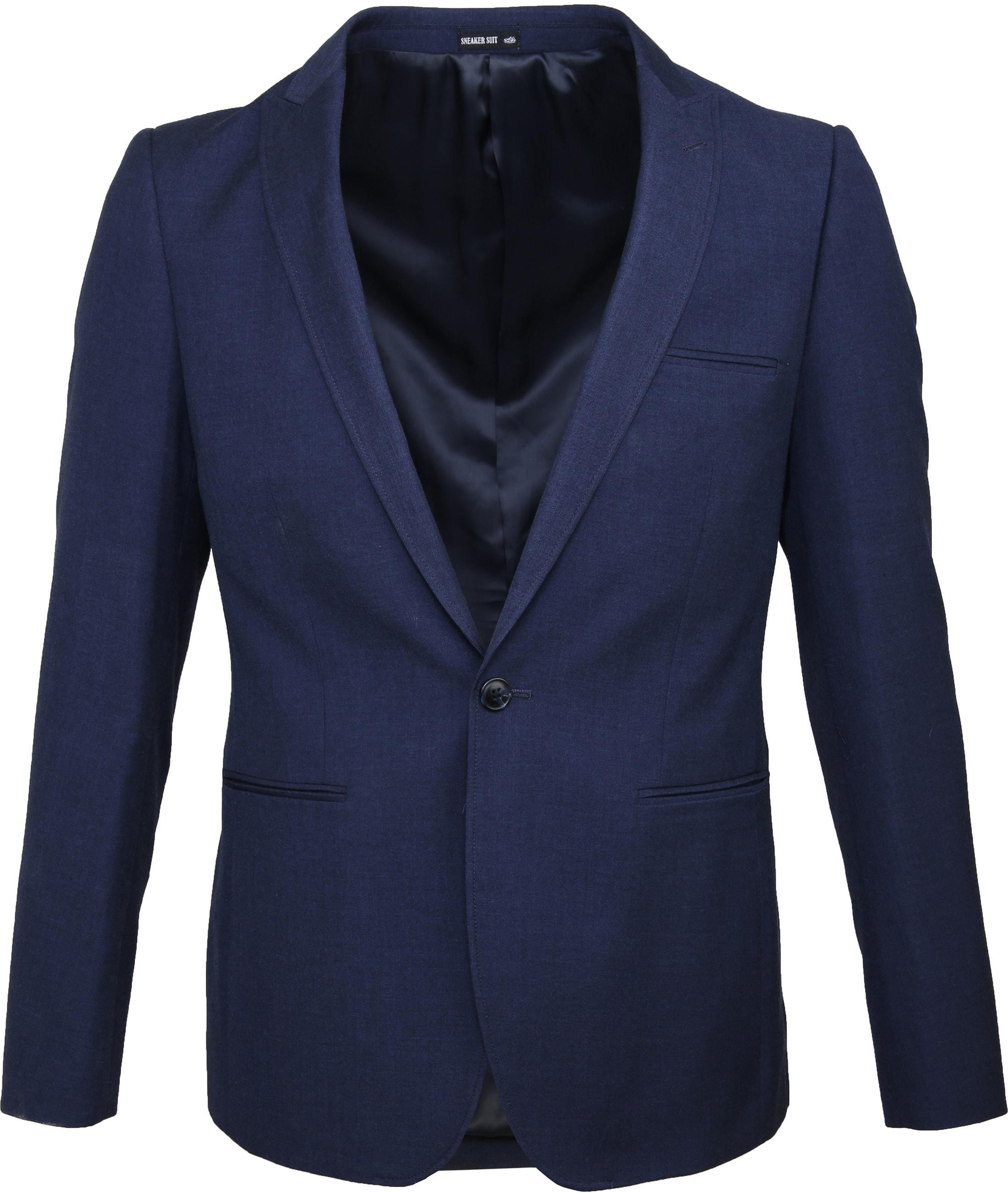 Suitable Sneaker Suit Dark Blue