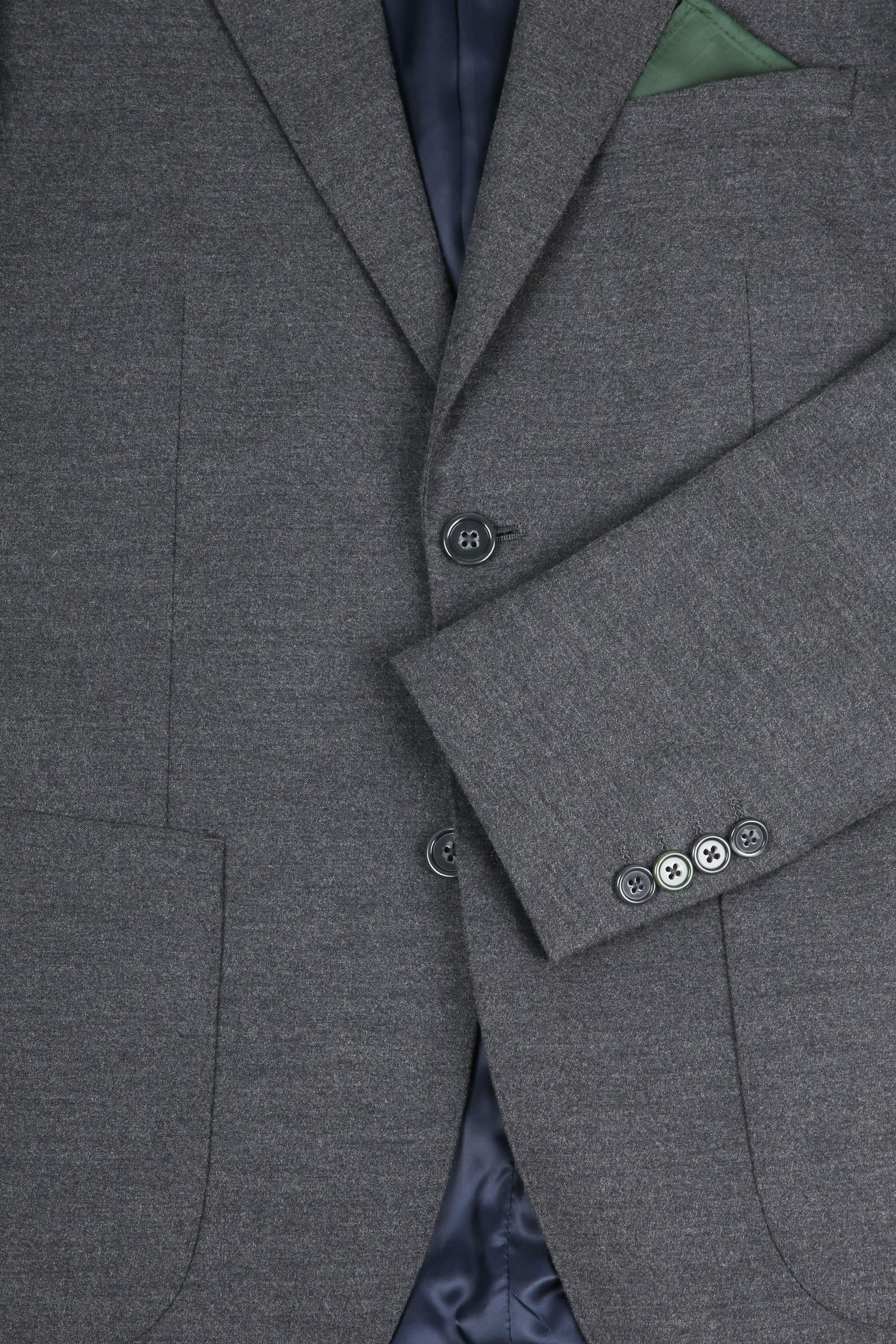 Suitable Sneaker Suit Flannel Grijs 3D foto 2