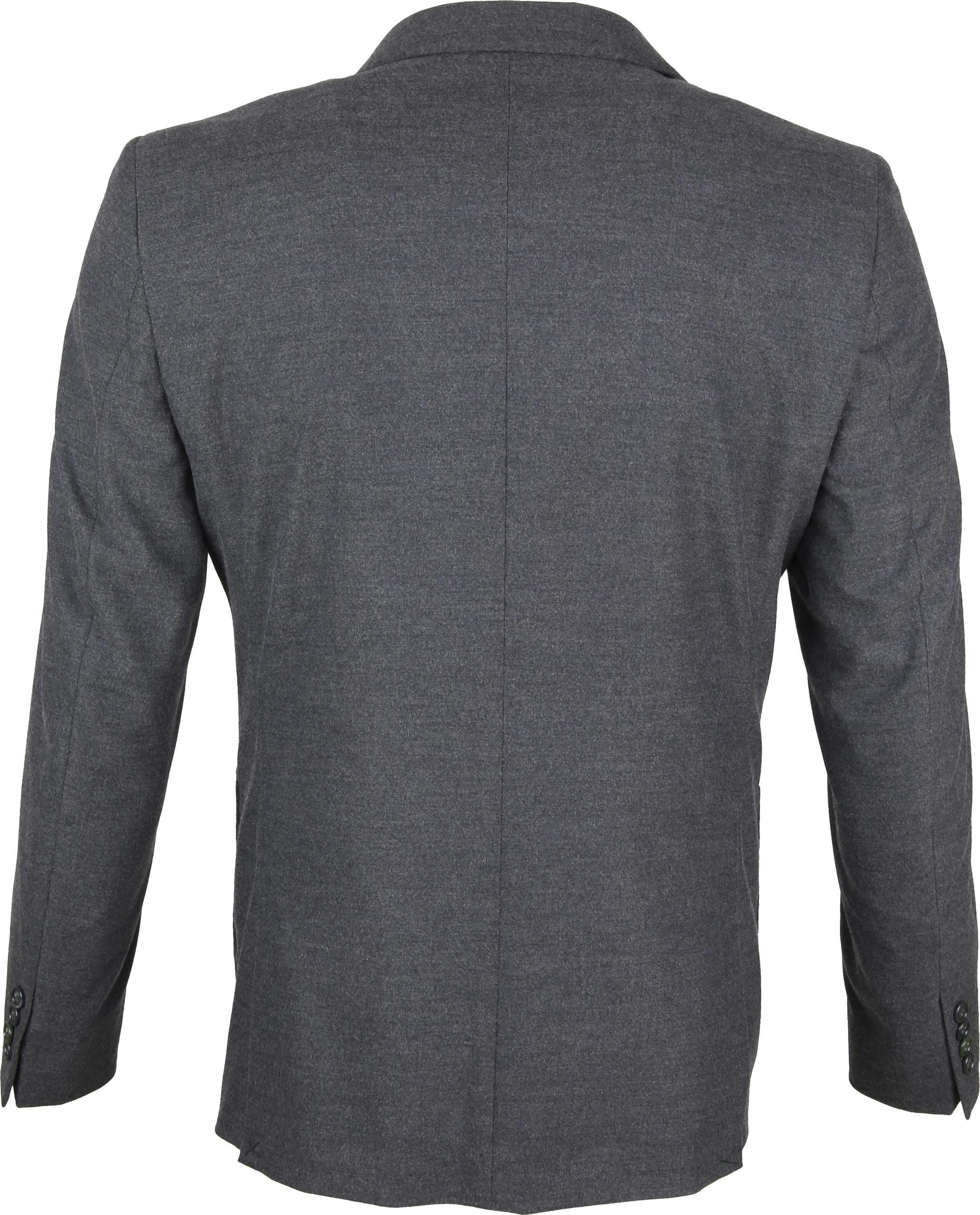 Suitable Sneaker Suit Flannel Grijs 3D foto 3